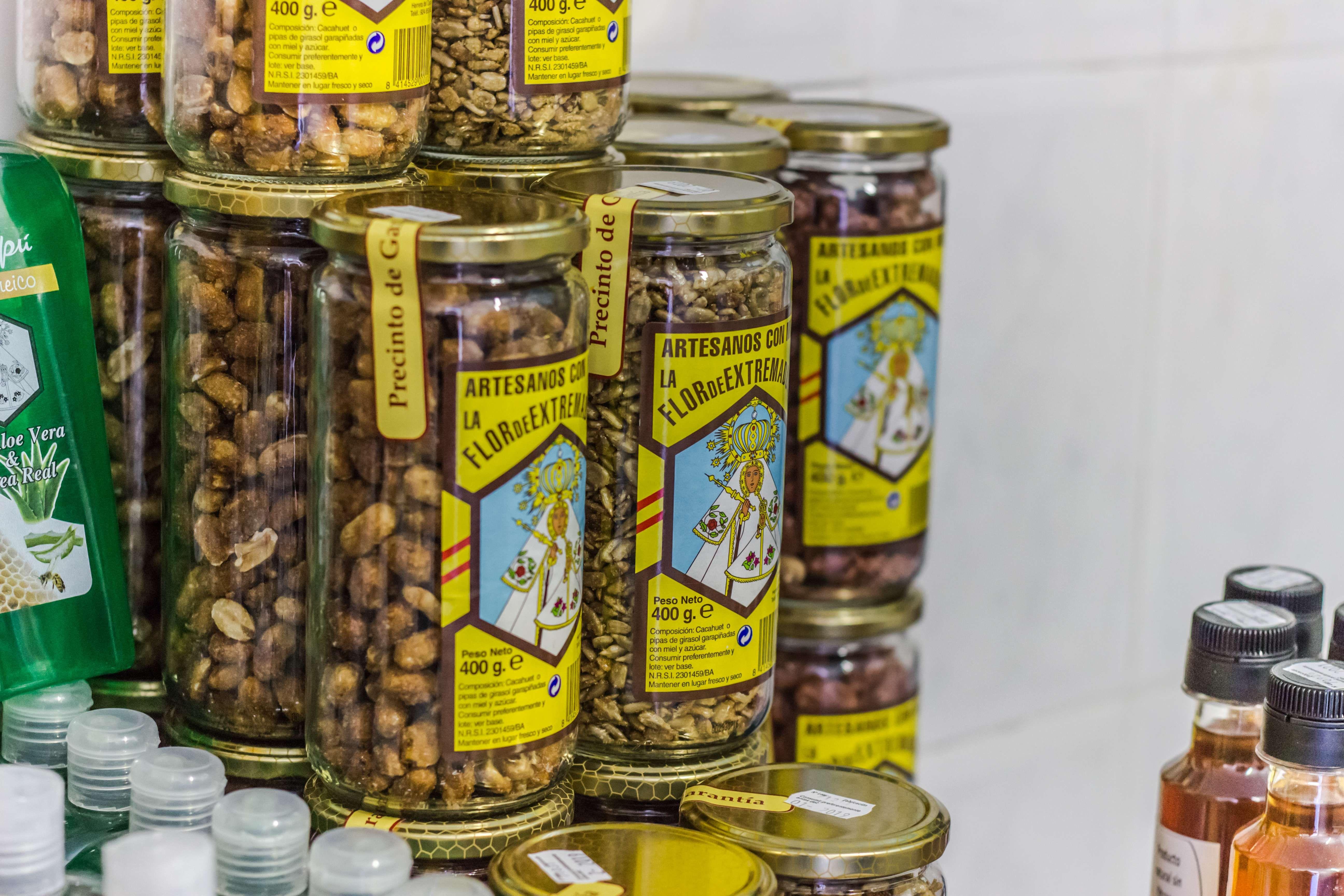 Foto 35 de Venta de miel, productos dietéticos y cosmética natural en Herrera del Duque | Miel Virgen de Extremadura