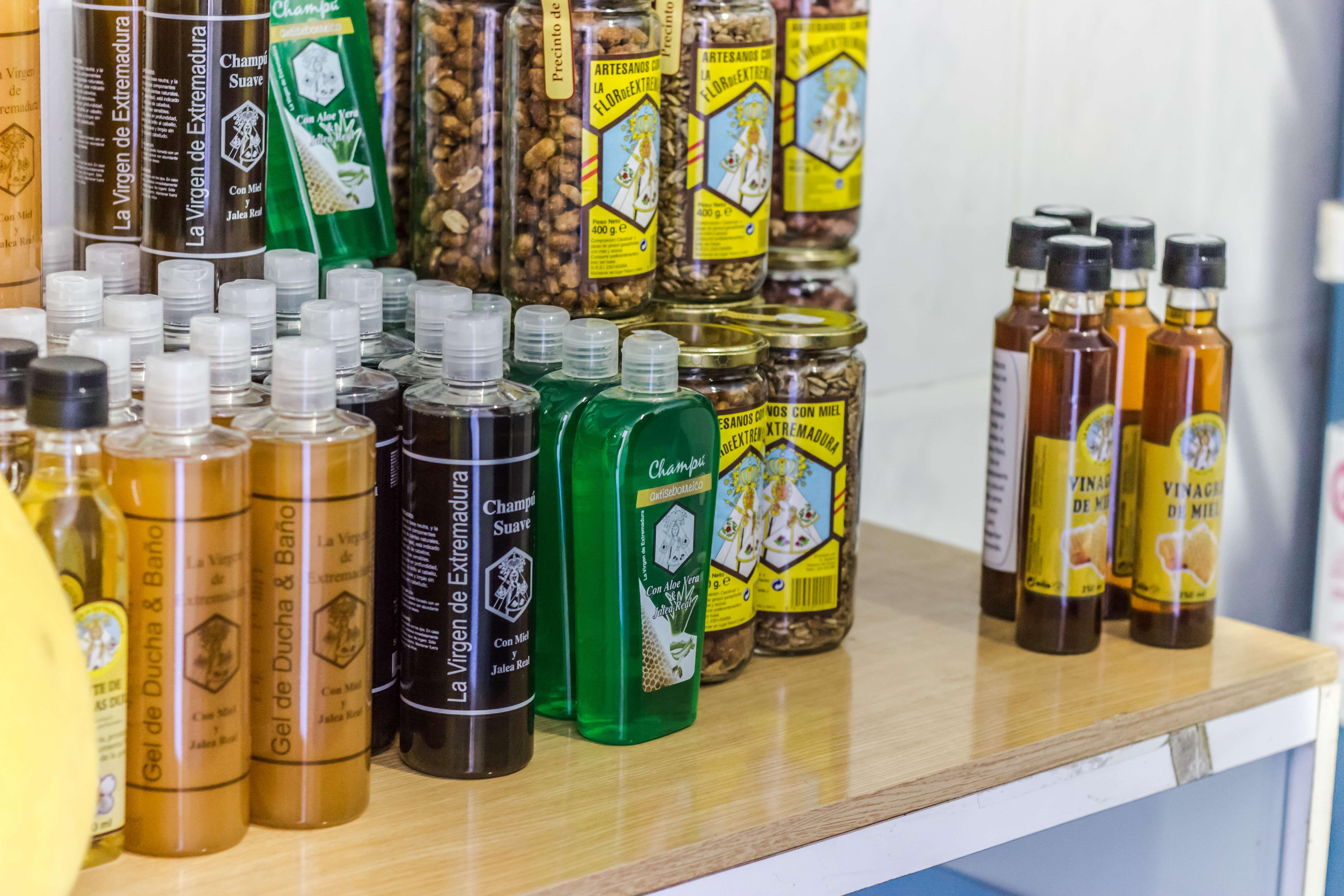 Foto 33 de Venta de miel, productos dietéticos y cosmética natural en Herrera del Duque | Miel Virgen de Extremadura