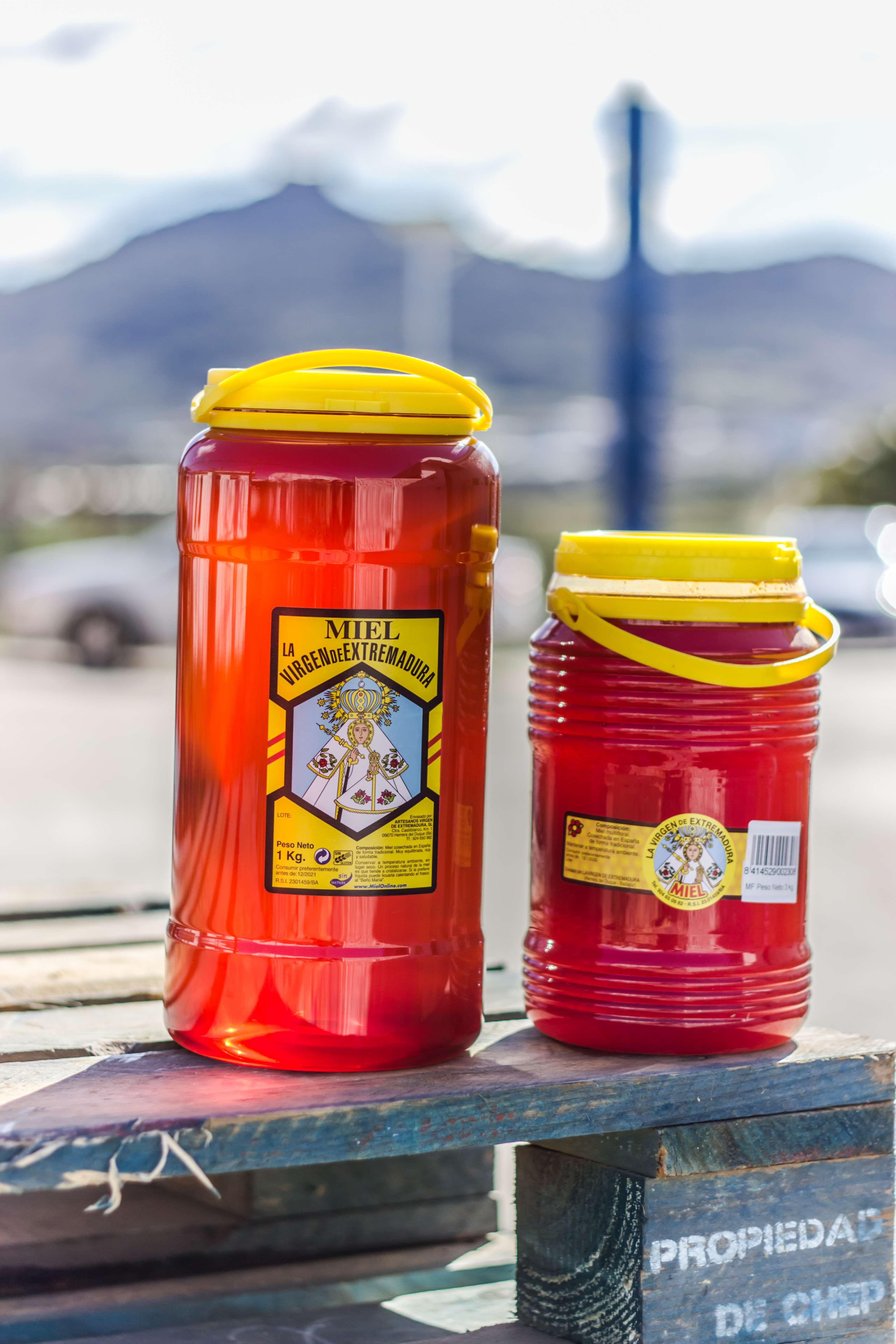 Foto 38 de Venta de miel, productos dietéticos y cosmética natural en Herrera del Duque | Miel Virgen de Extremadura