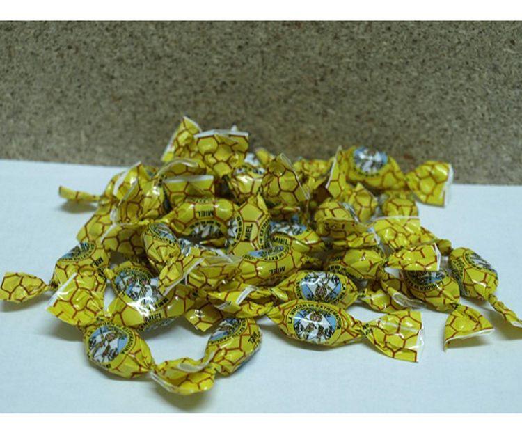 Caramelos con miel en Navarra