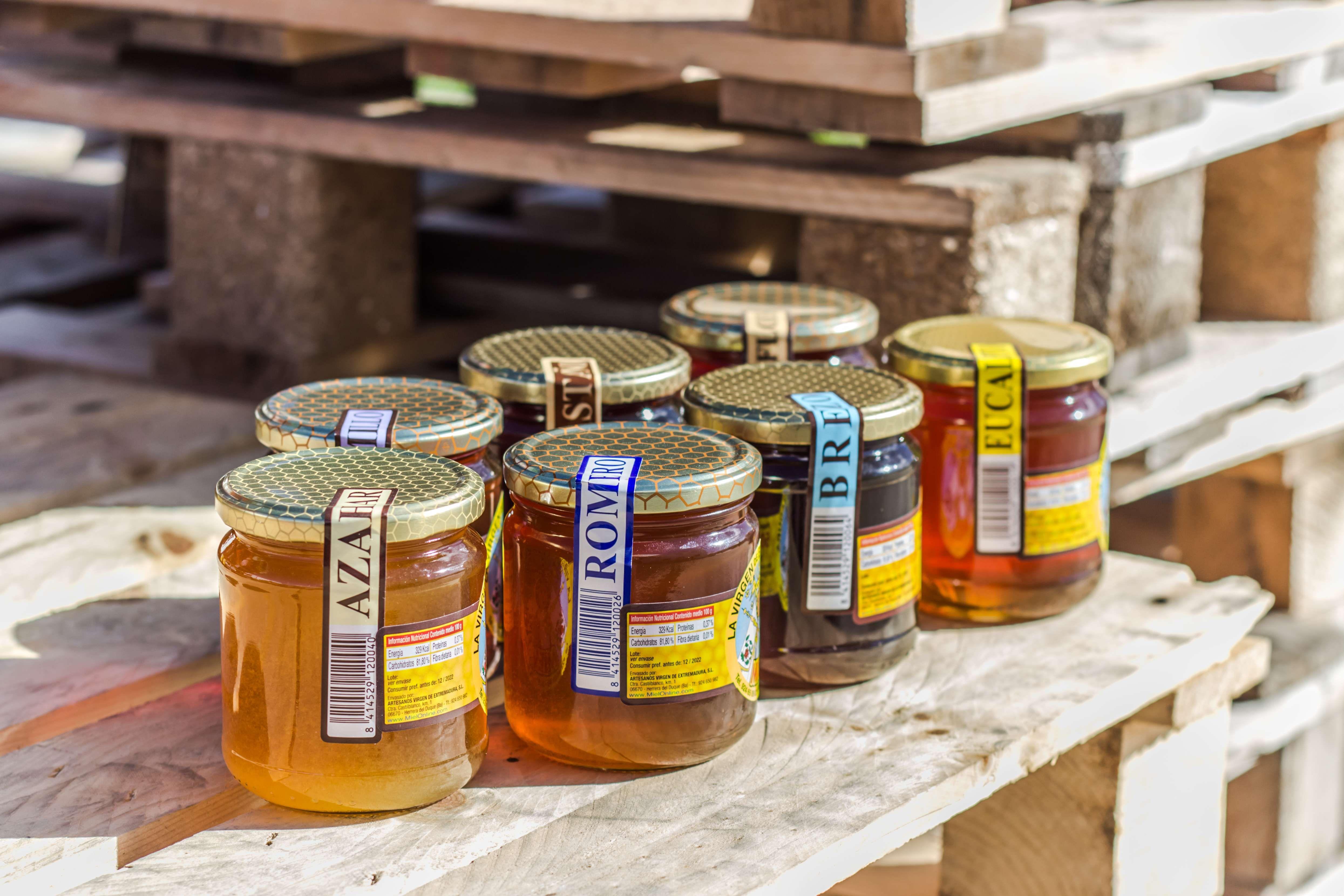 Foto 43 de Venta de miel, productos dietéticos y cosmética natural en Herrera del Duque | Miel Virgen de Extremadura
