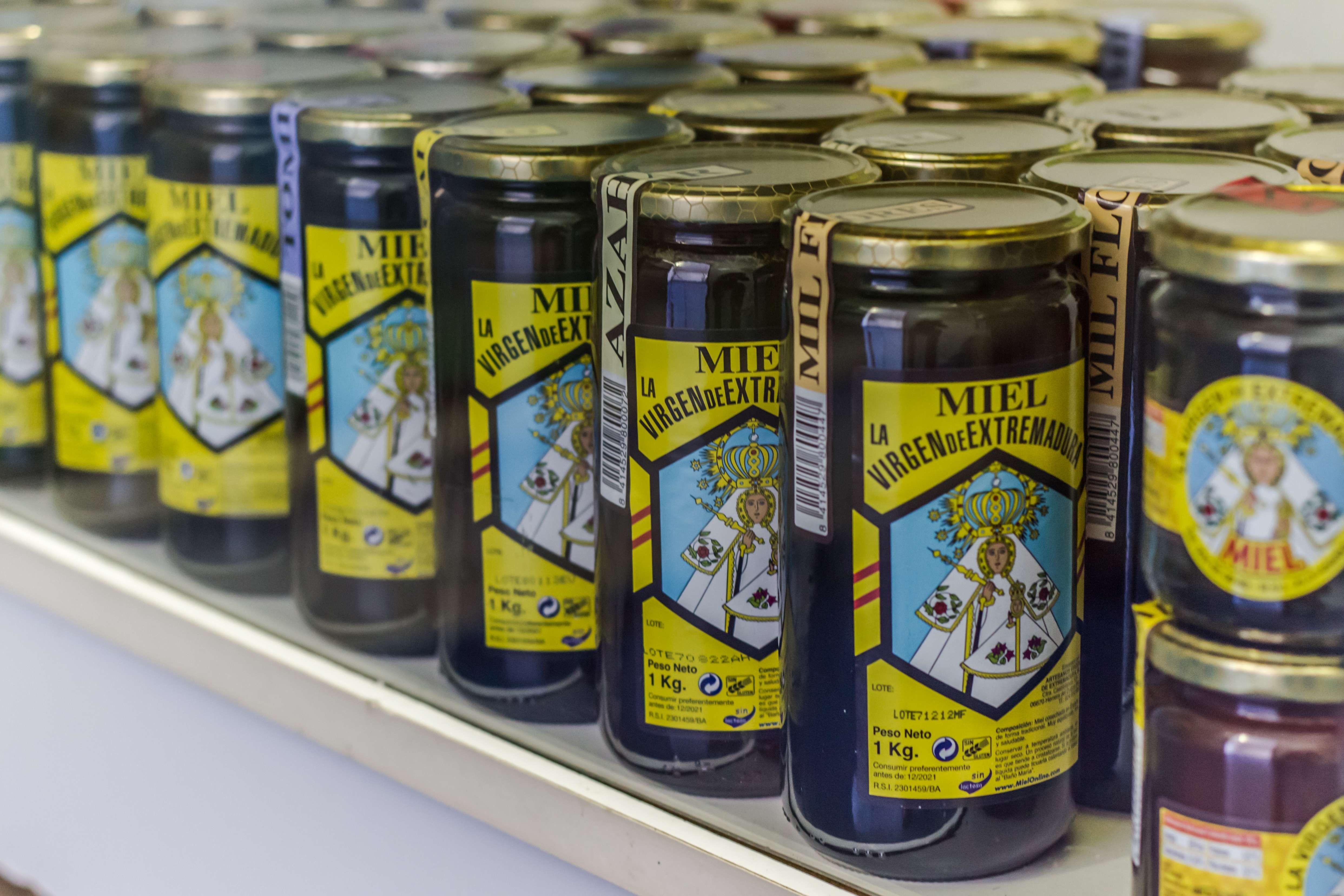 Foto 29 de Venta de miel, productos dietéticos y cosmética natural en Herrera del Duque | Miel Virgen de Extremadura