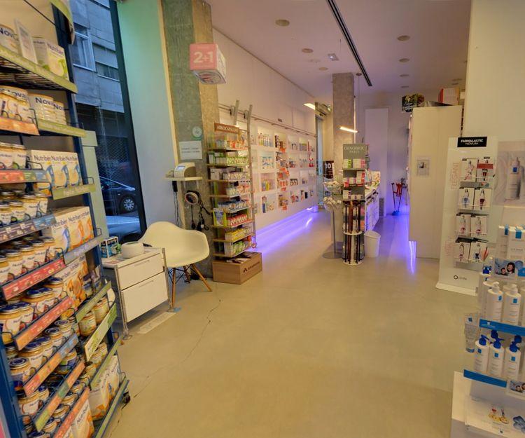 Productos farmacéuticos en Vigo