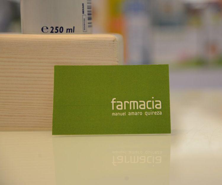 Servicios farmacéuticos en Vigo