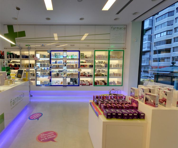 Farmacia en Vigo
