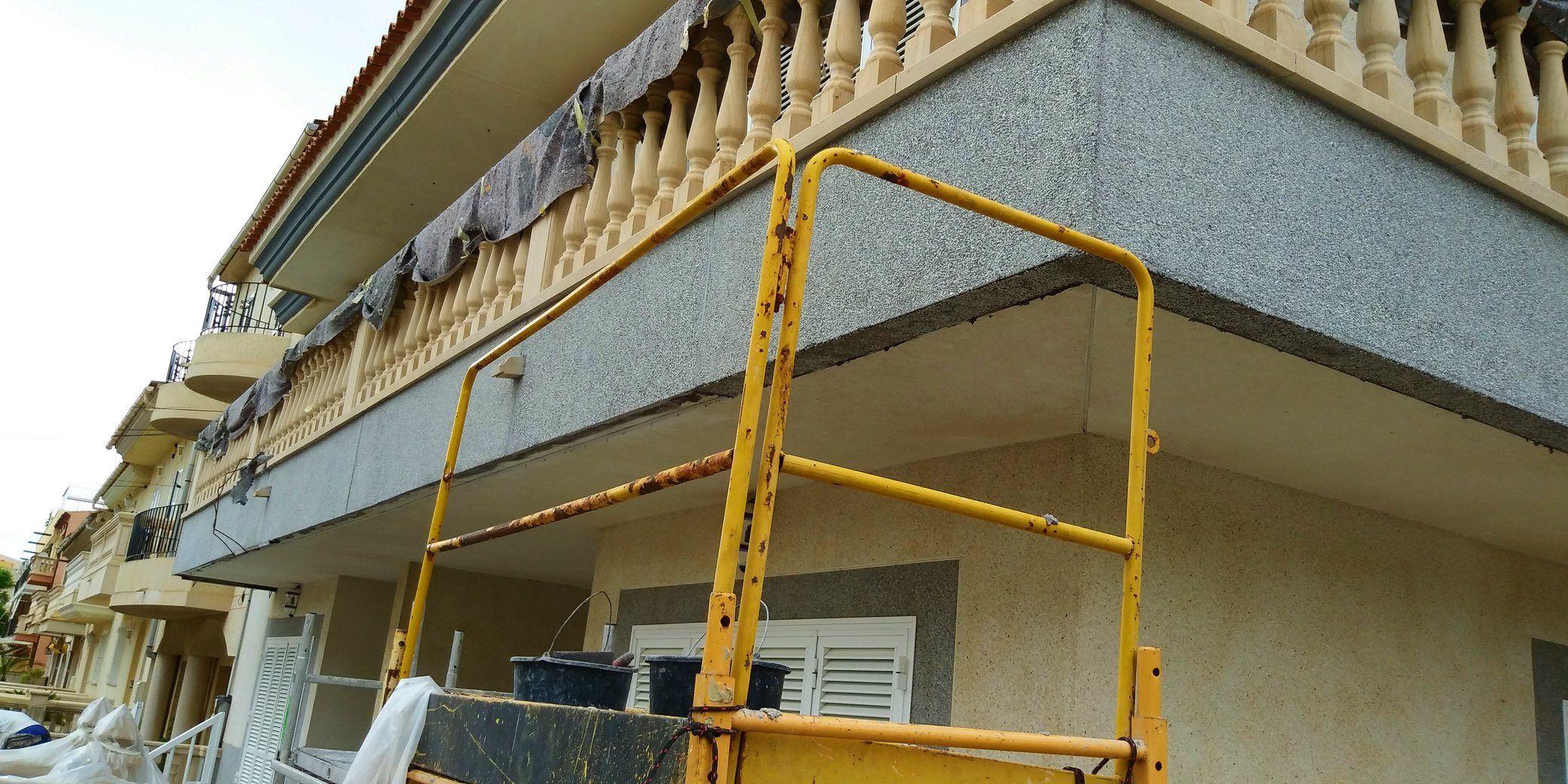 Foto 42 de Trabajos verticales en Palma de Mallorca | Trabajos Verticales Florinity