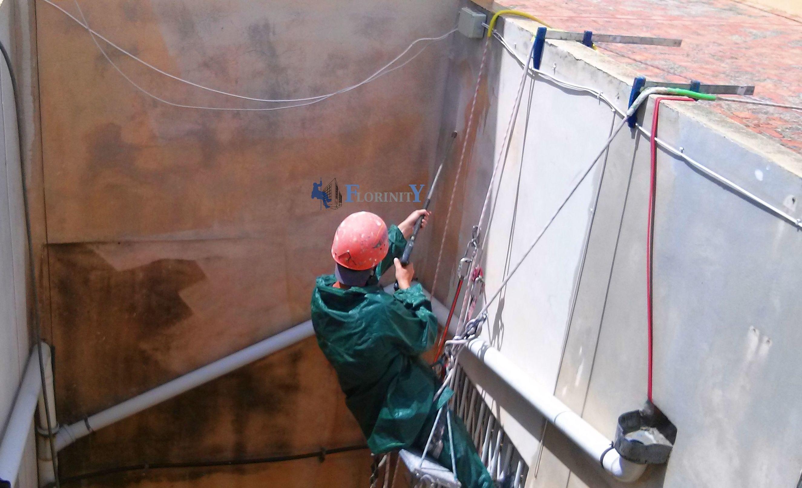 Foto 124 de Trabajos verticales en Palma de Mallorca   Trabajos Verticales Florinity