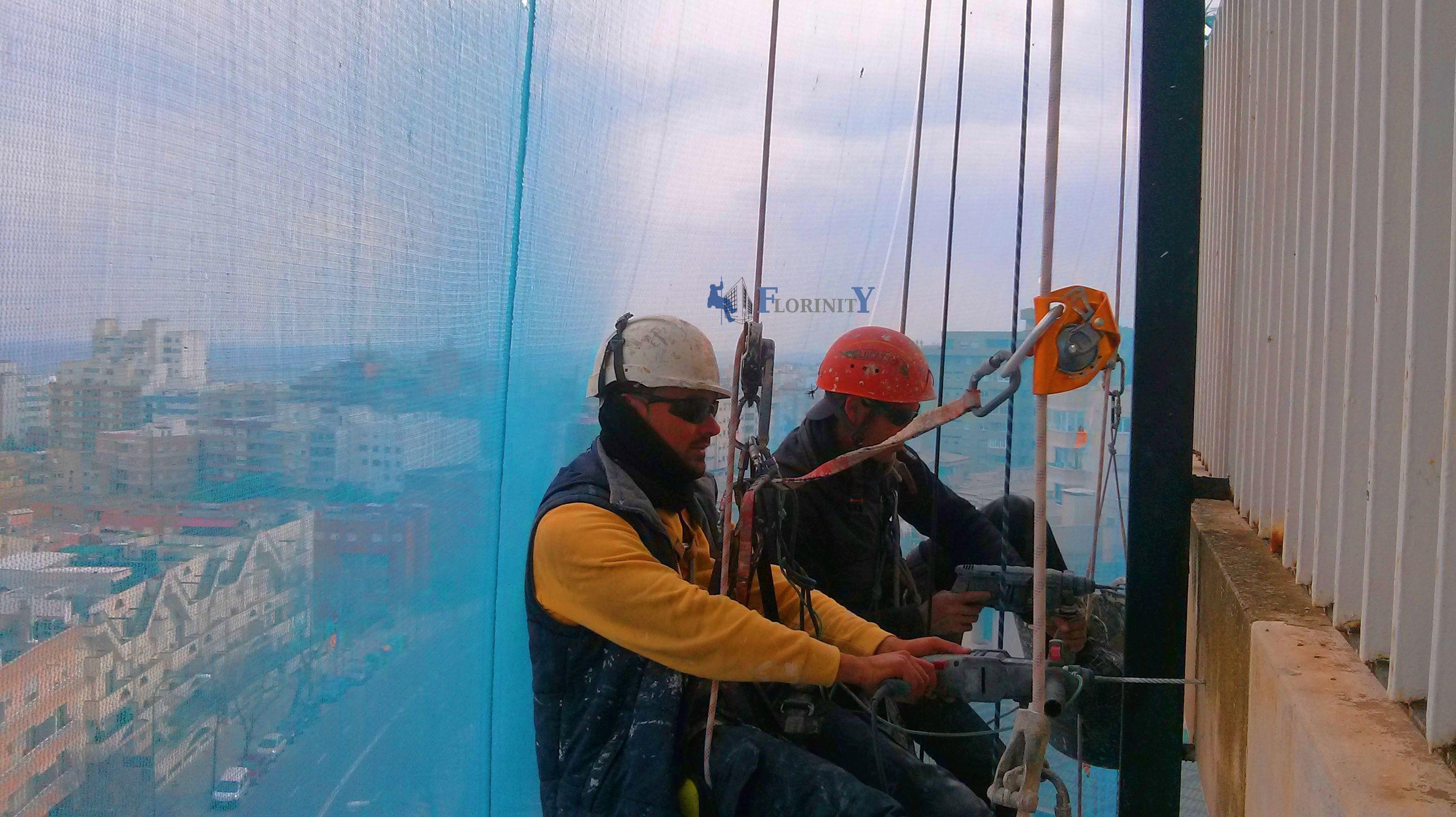 Foto 125 de Trabajos verticales en Palma de Mallorca | Trabajos Verticales Florinity