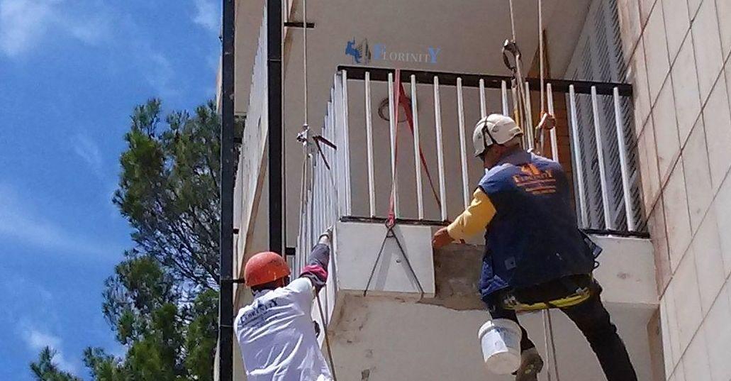 Foto 128 de Trabajos verticales en Palma de Mallorca | Trabajos Verticales Florinity