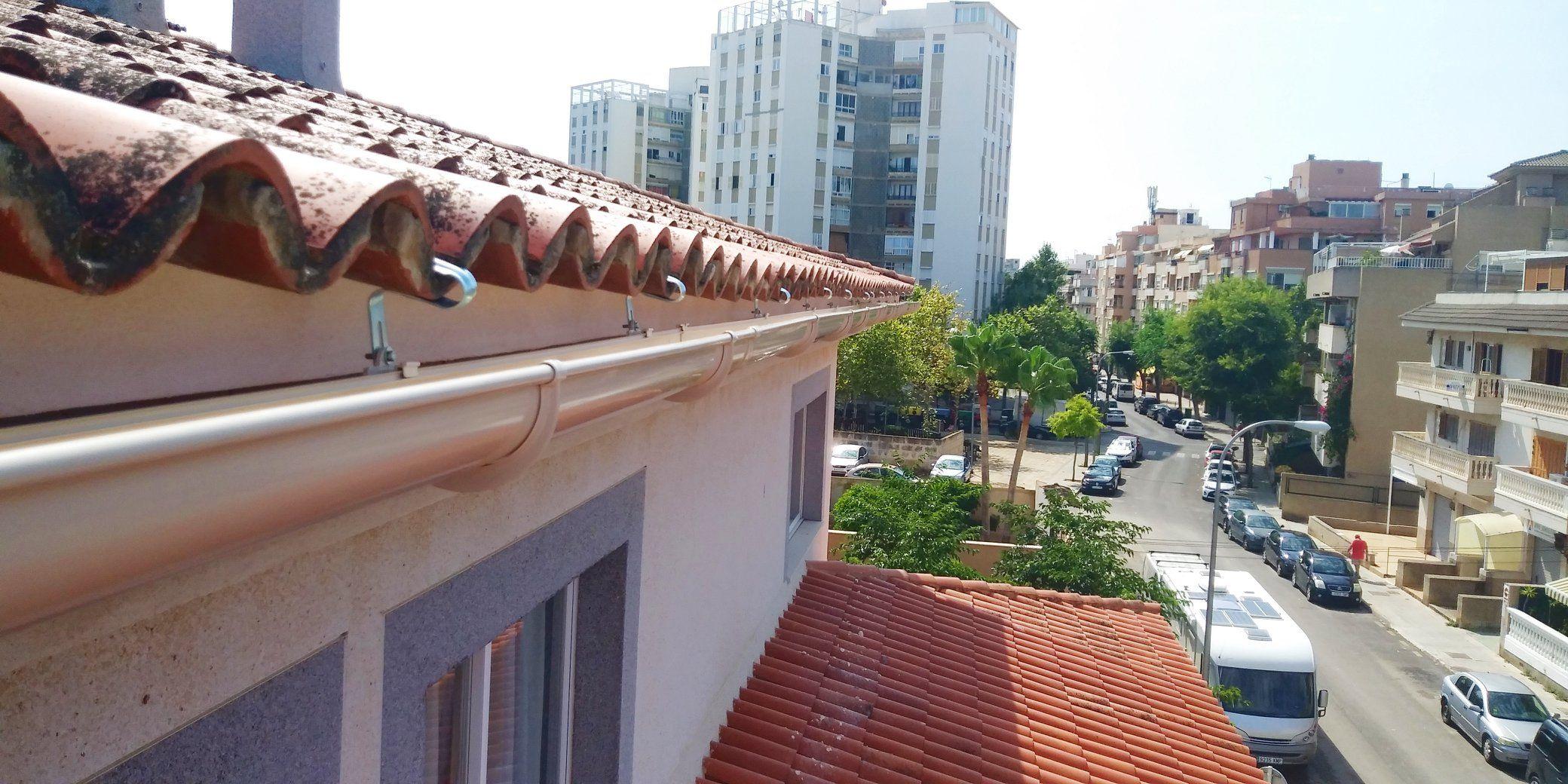 Trabajos de impermeabilización en Mallorca