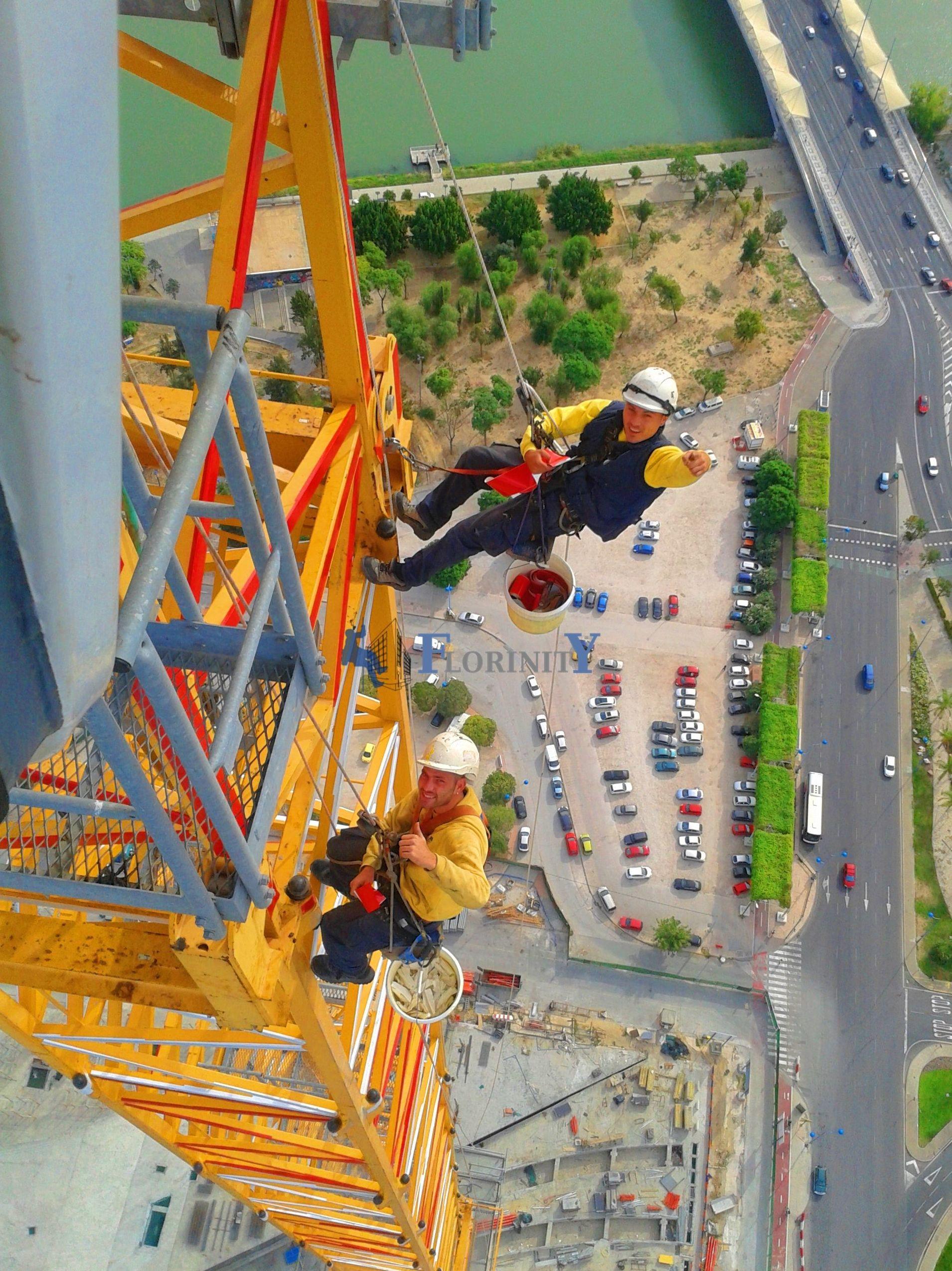 Foto 123 de Trabajos verticales en Palma de Mallorca   Trabajos Verticales Florinity