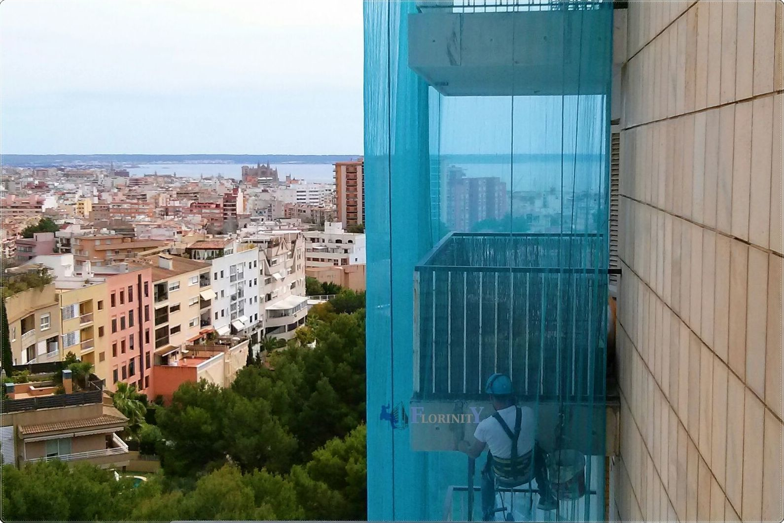 Trabajos verticales Mallorca  Trabajos Verticales Florinity