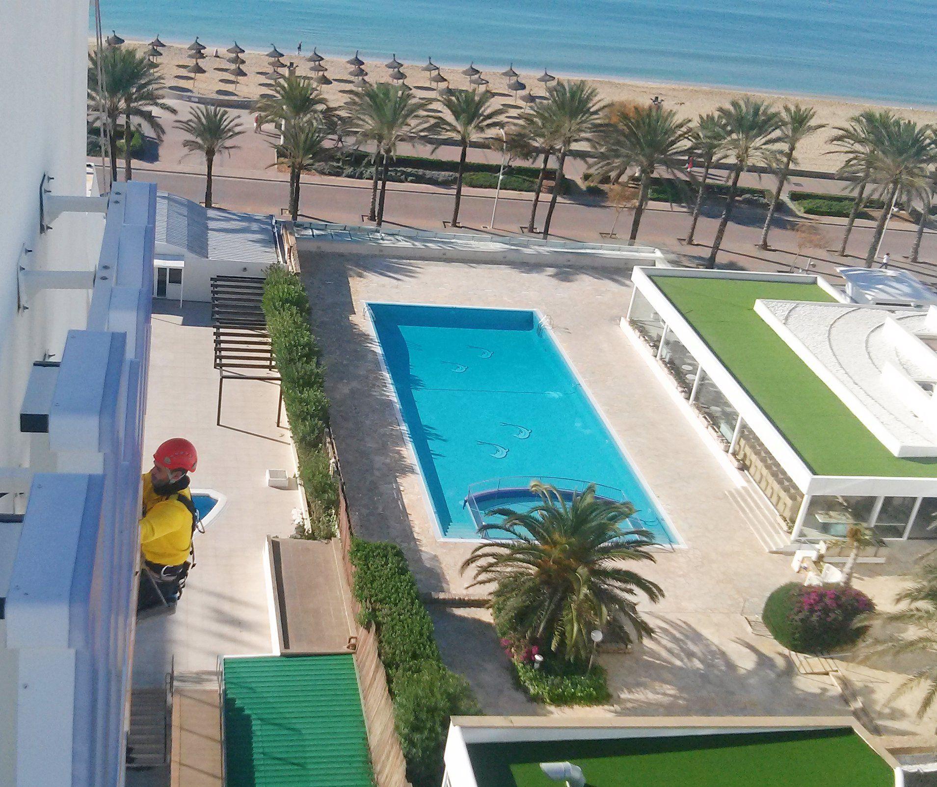 Foto 28 de Trabajos verticales en Palma de Mallorca   Trabajos Verticales Florinity
