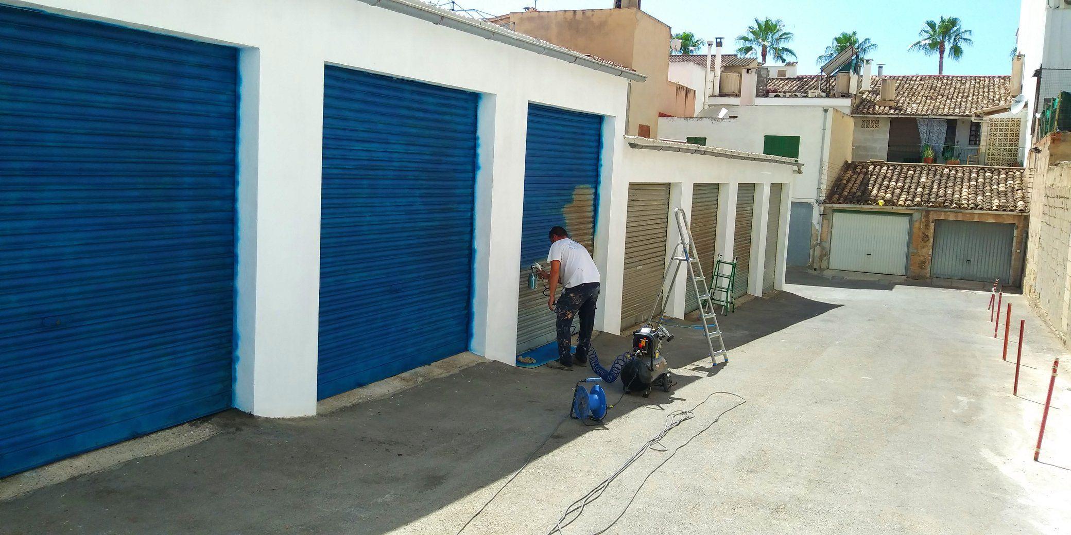 Foto 18 de Trabajos verticales en Palma de Mallorca   Trabajos Verticales Florinity