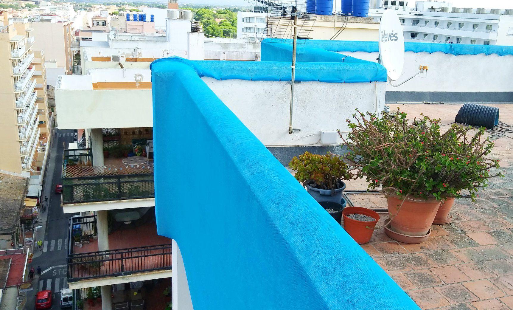 Foto 49 de Trabajos verticales en Palma de Mallorca | Trabajos Verticales Florinity
