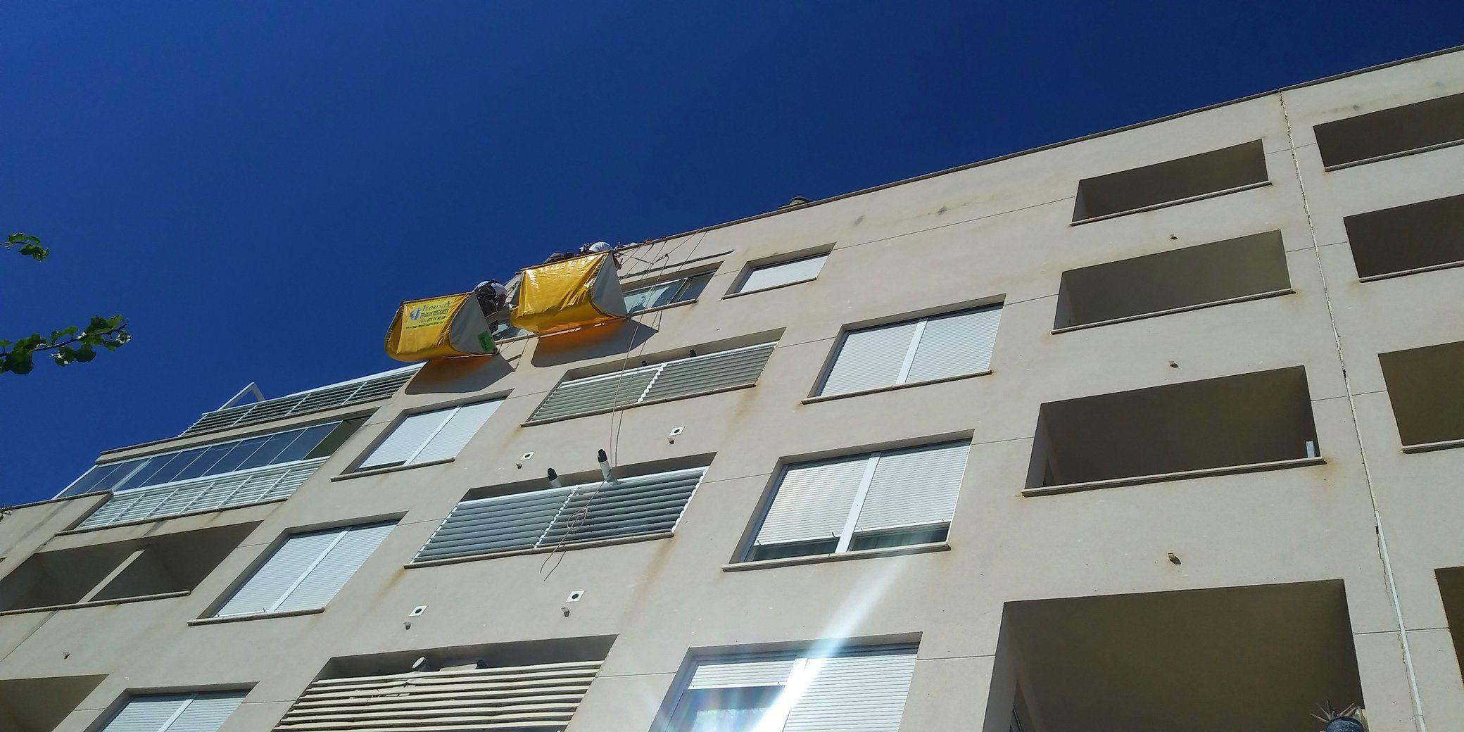 Foto 24 de Trabajos verticales en Palma de Mallorca | Trabajos Verticales Florinity