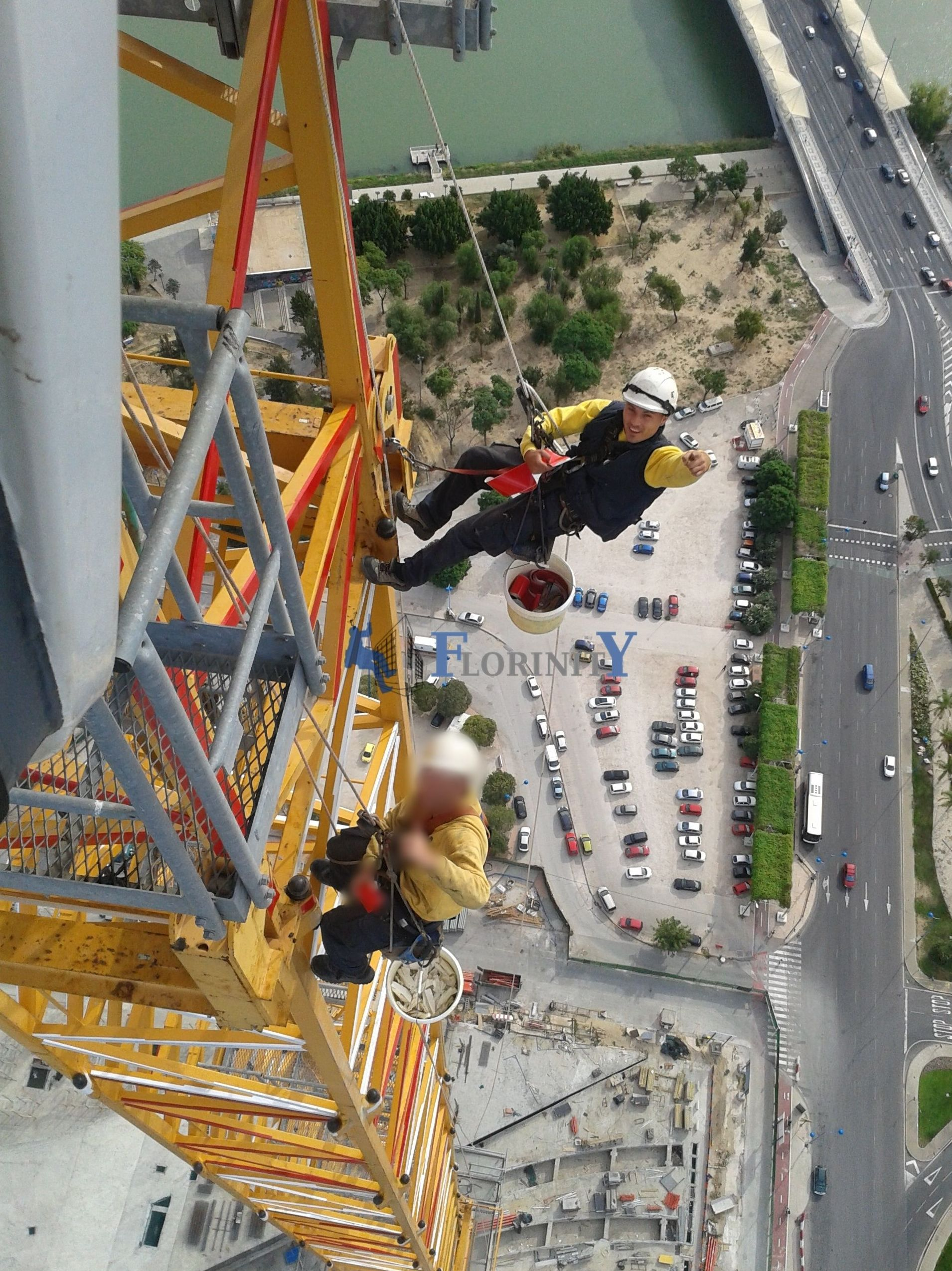 Foto 99 de Trabajos verticales en Palma de Mallorca | Trabajos Verticales Florinity