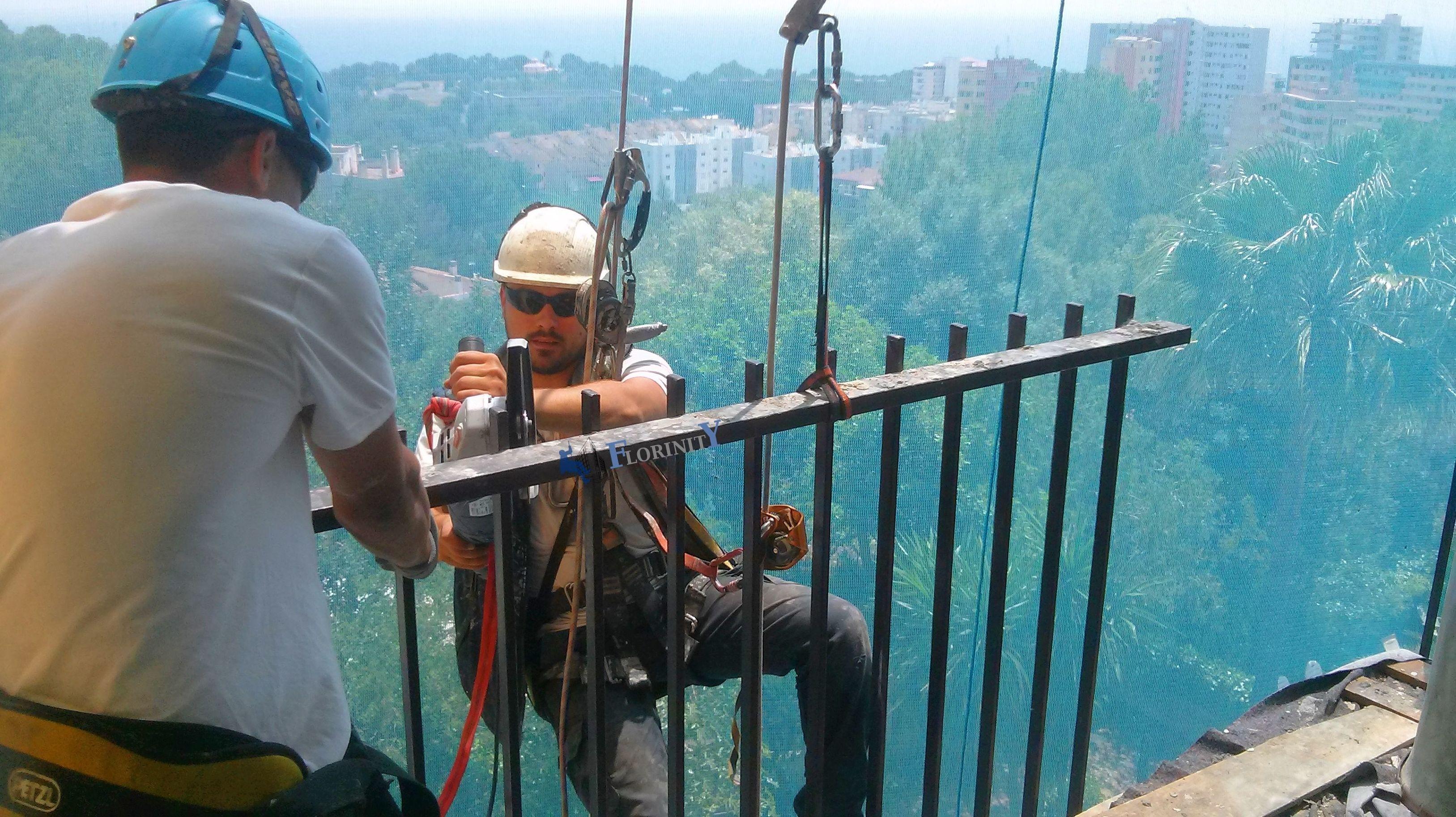 Foto 130 de Trabajos verticales en Palma de Mallorca   Trabajos Verticales Florinity