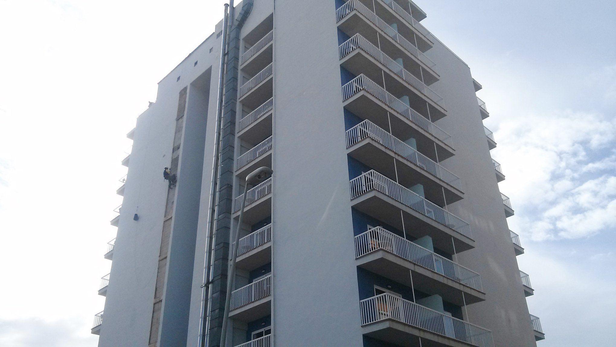 Foto 11 de Trabajos verticales en Palma de Mallorca | Trabajos Verticales Florinity