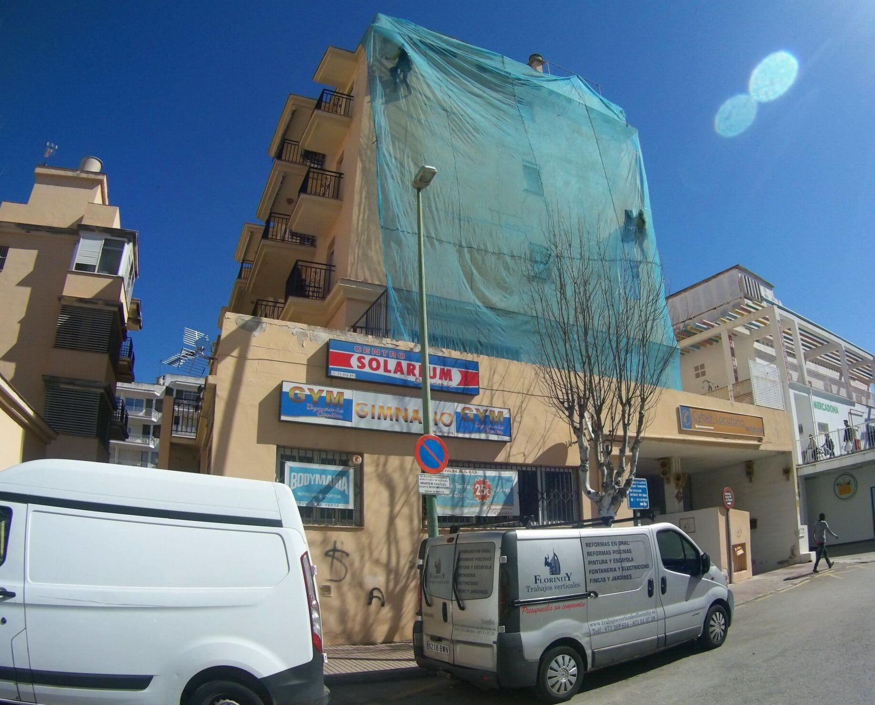Foto 89 de Trabajos verticales en Palma de Mallorca | Trabajos Verticales Florinity