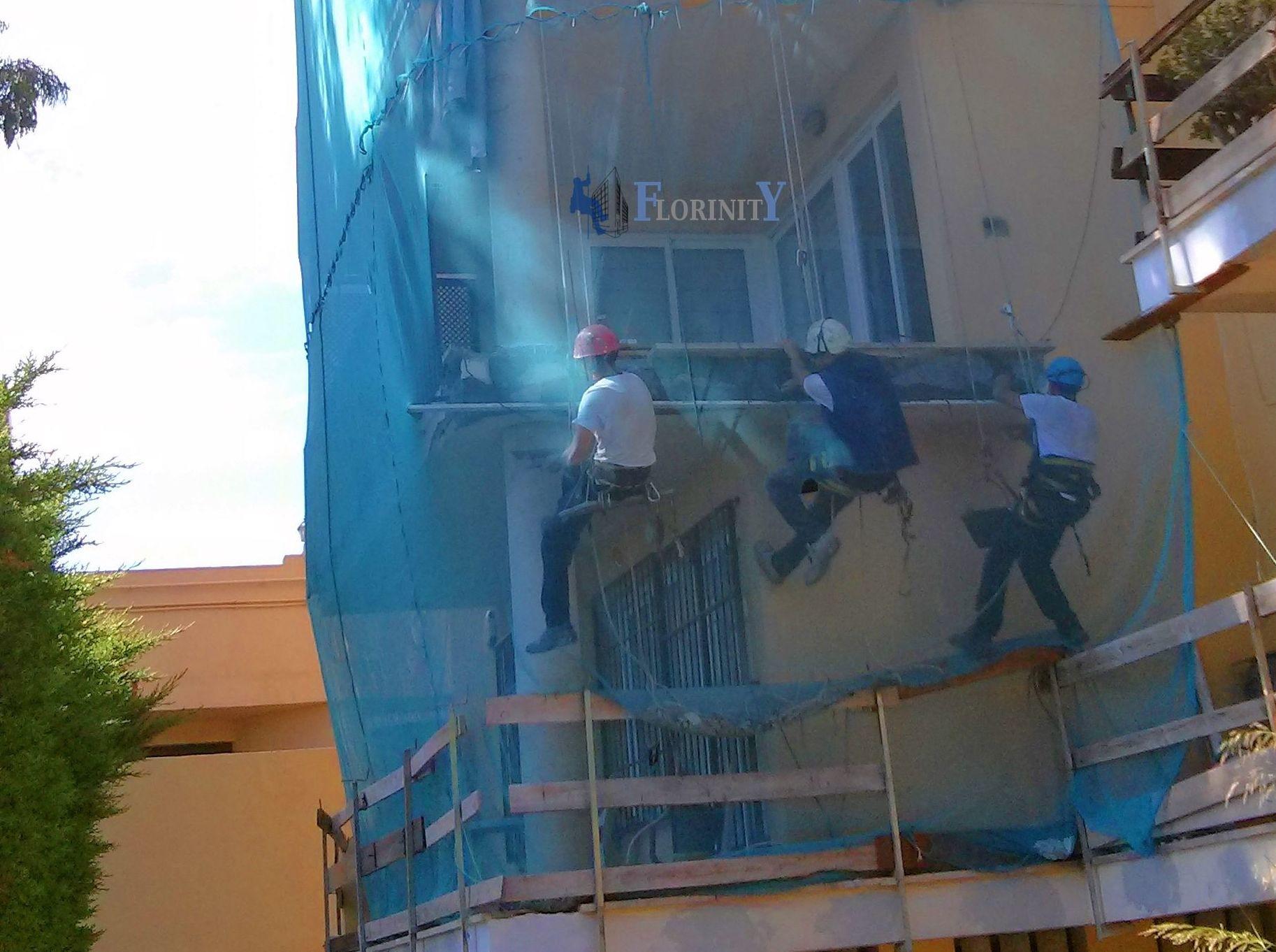 Foto 132 de Trabajos verticales en Palma de Mallorca | Trabajos Verticales Florinity