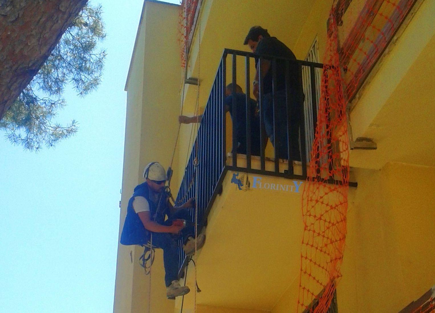 Foto 131 de Trabajos verticales en Palma de Mallorca | Trabajos Verticales Florinity