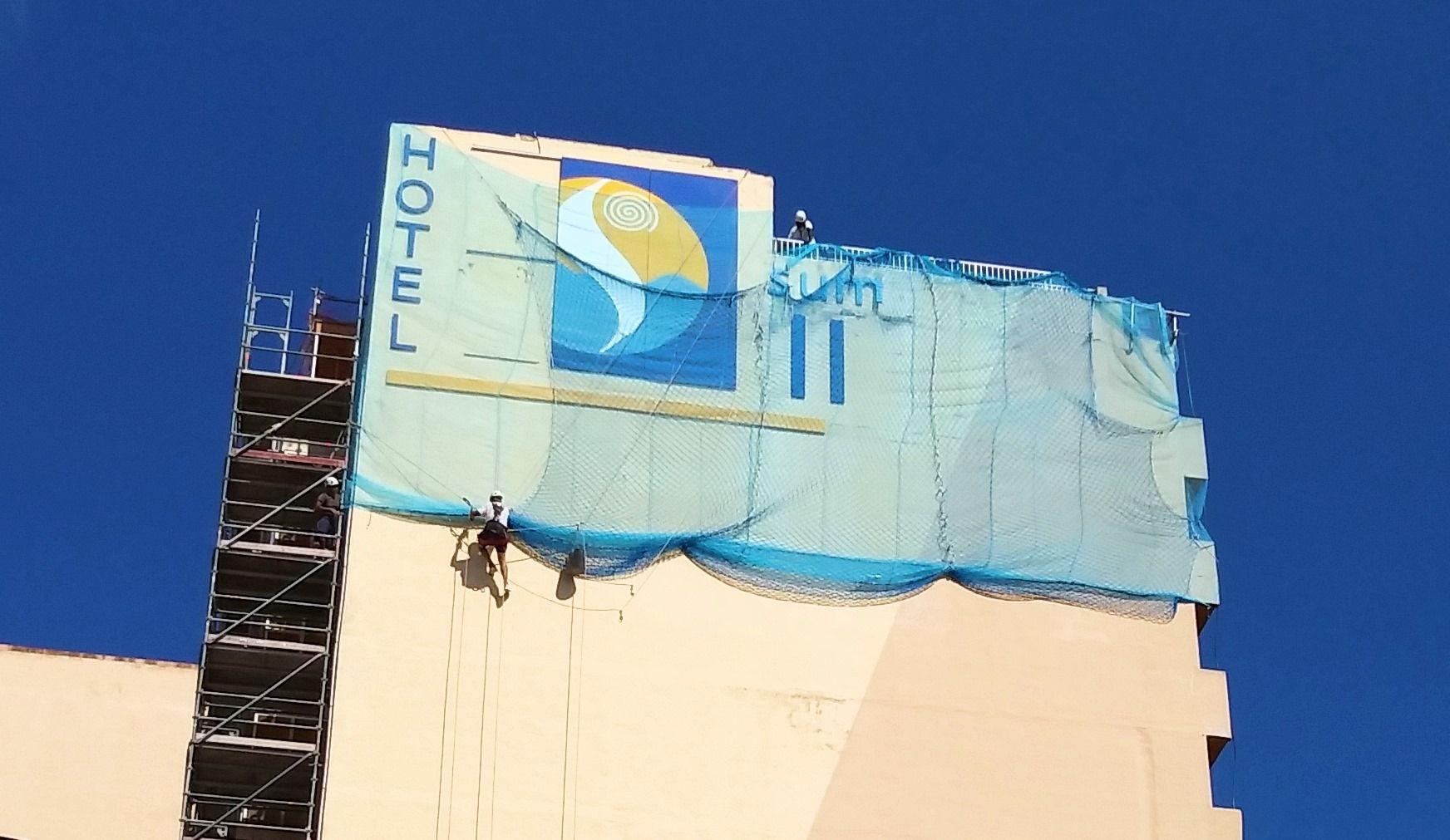 Foto 44 de Trabajos verticales en Palma de Mallorca | Trabajos Verticales Florinity