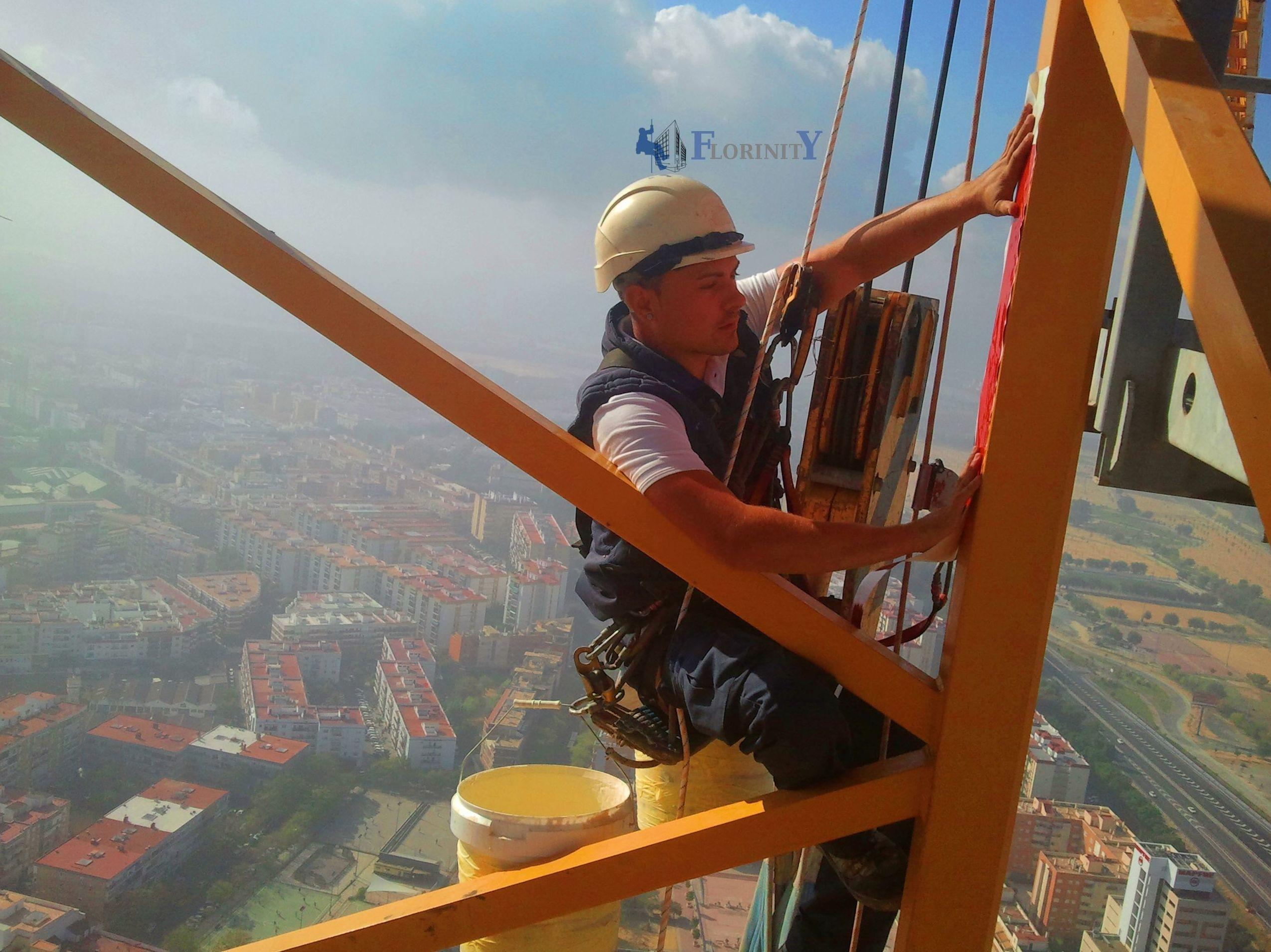 Foto 122 de Trabajos verticales en Palma de Mallorca | Trabajos Verticales Florinity