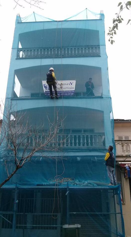 Foto 92 de Trabajos verticales en Palma de Mallorca   Trabajos Verticales Florinity