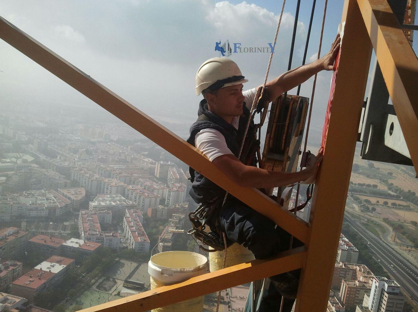 Trabajos verticales Mallorca |Trabajos Verticales Florinity
