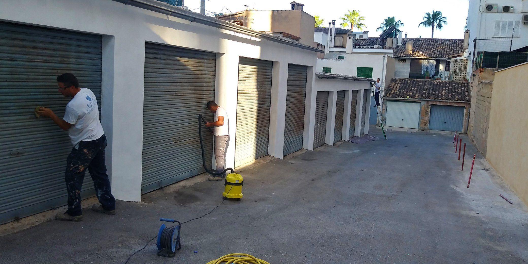 Foto 21 de Trabajos verticales en Palma de Mallorca   Trabajos Verticales Florinity