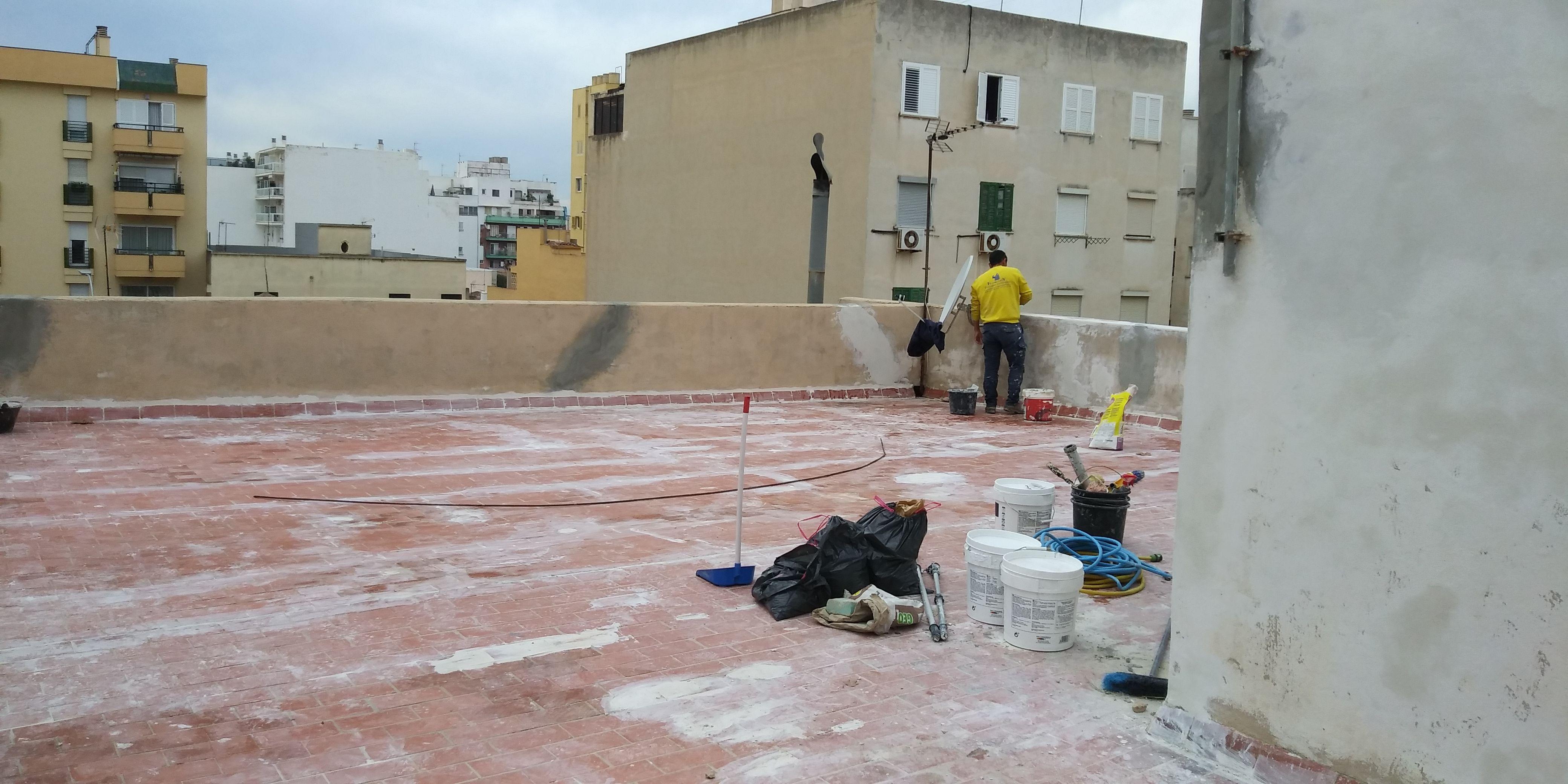 Foto 69 de Trabajos verticales en Palma de Mallorca | Trabajos Verticales Florinity