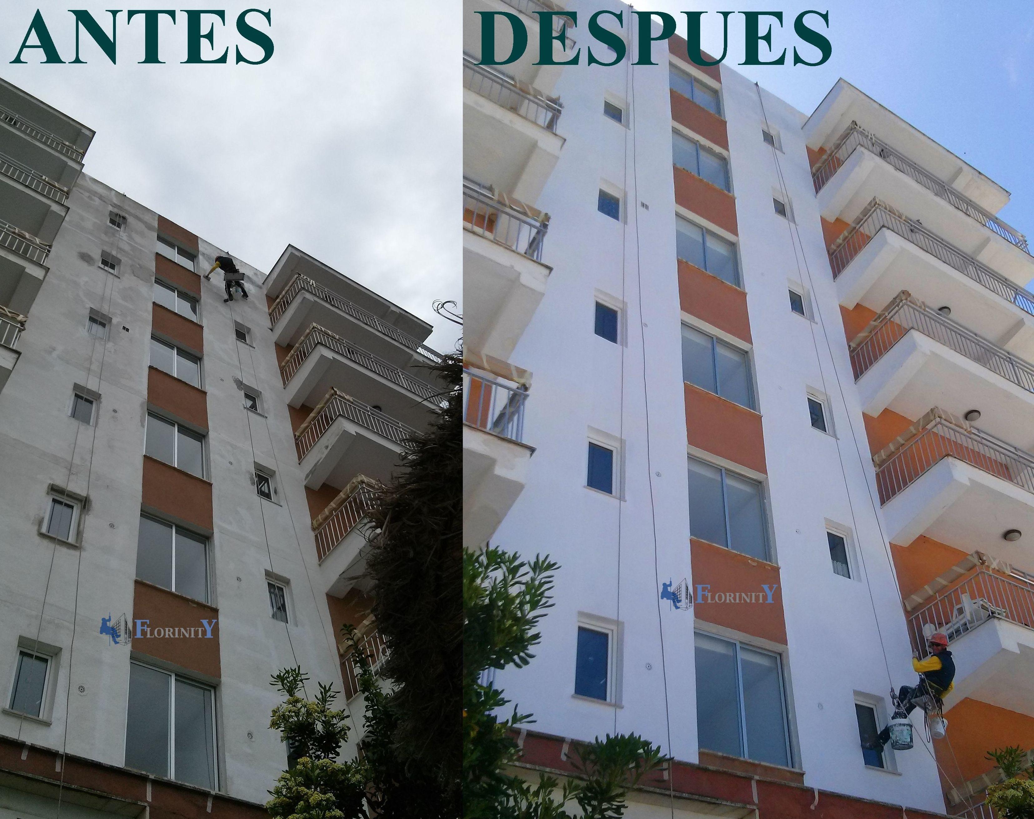 Foto 127 de Trabajos verticales en Palma de Mallorca | Trabajos Verticales Florinity