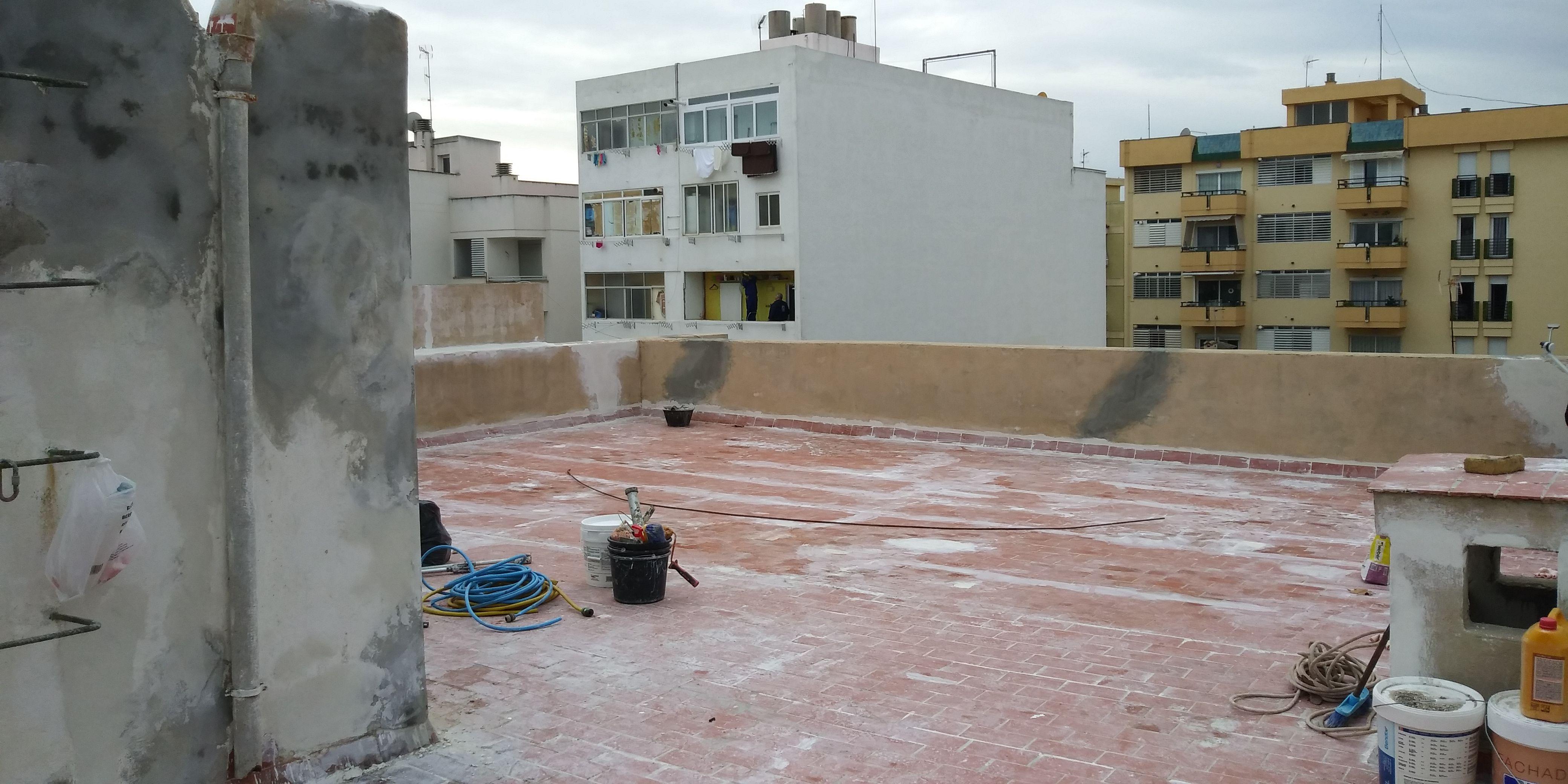 Foto 68 de Trabajos verticales en Palma de Mallorca | Trabajos Verticales Florinity