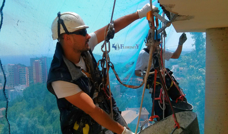 Foto 129 de Trabajos verticales en Palma de Mallorca | Trabajos Verticales Florinity