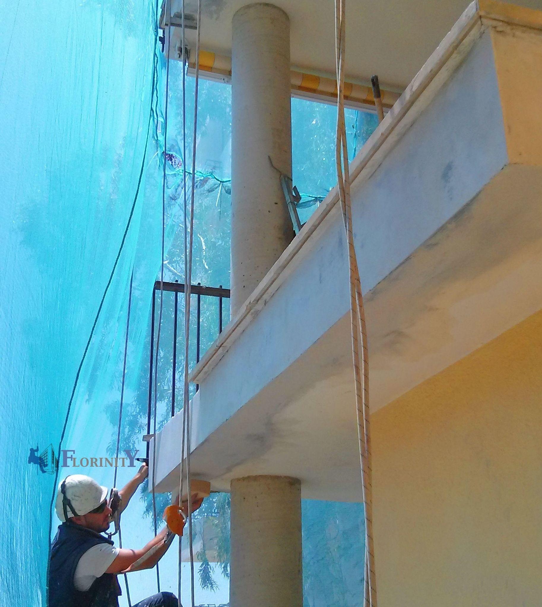 Foto 134 de Trabajos verticales en Palma de Mallorca | Trabajos Verticales Florinity