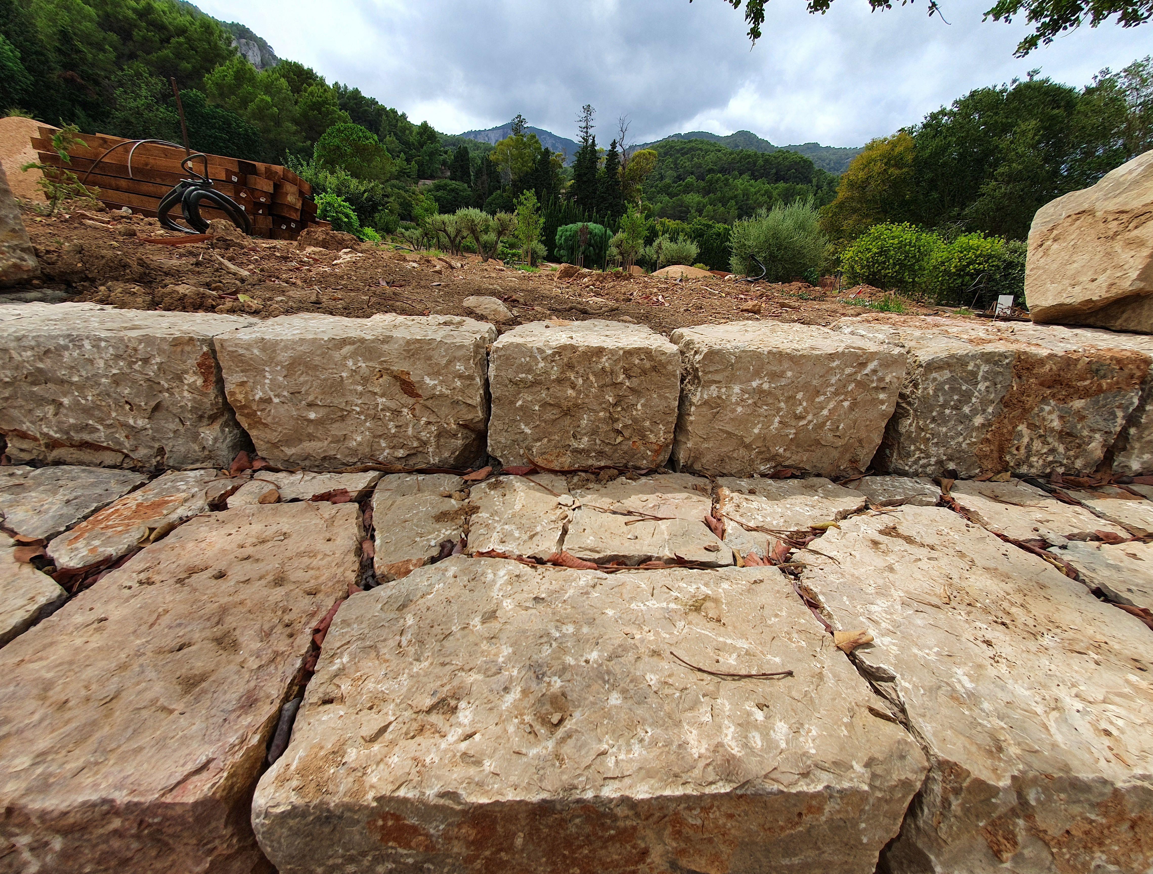 Foto 24 de Natural stone en Sóller | Construcciones TotPedraSóller