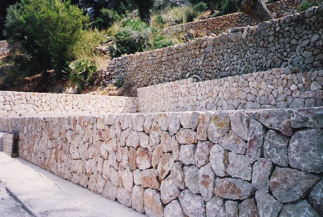 Bancales de piedra