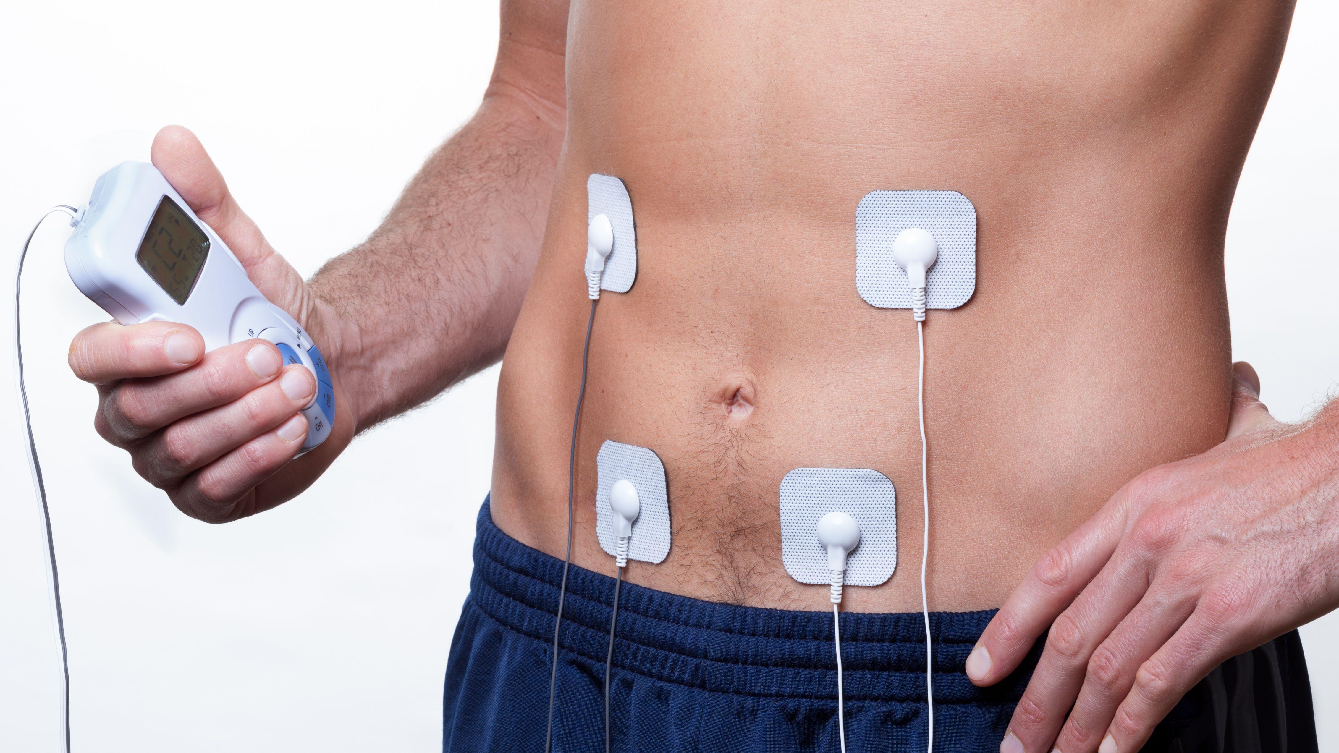 Estimulación muscular: Tratamientos y dietas de Clínica Rubigar