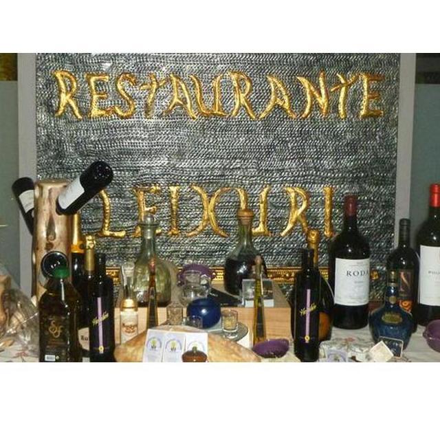 Bodega: ALGO DE NUESTRA CARTA.... de Restaurante Leixuri