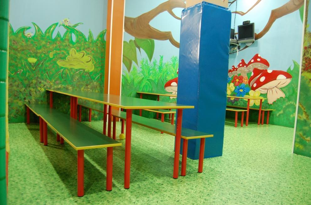 Foto 28 de Parques infantiles en Móstoles | Gnomos y Hobbits