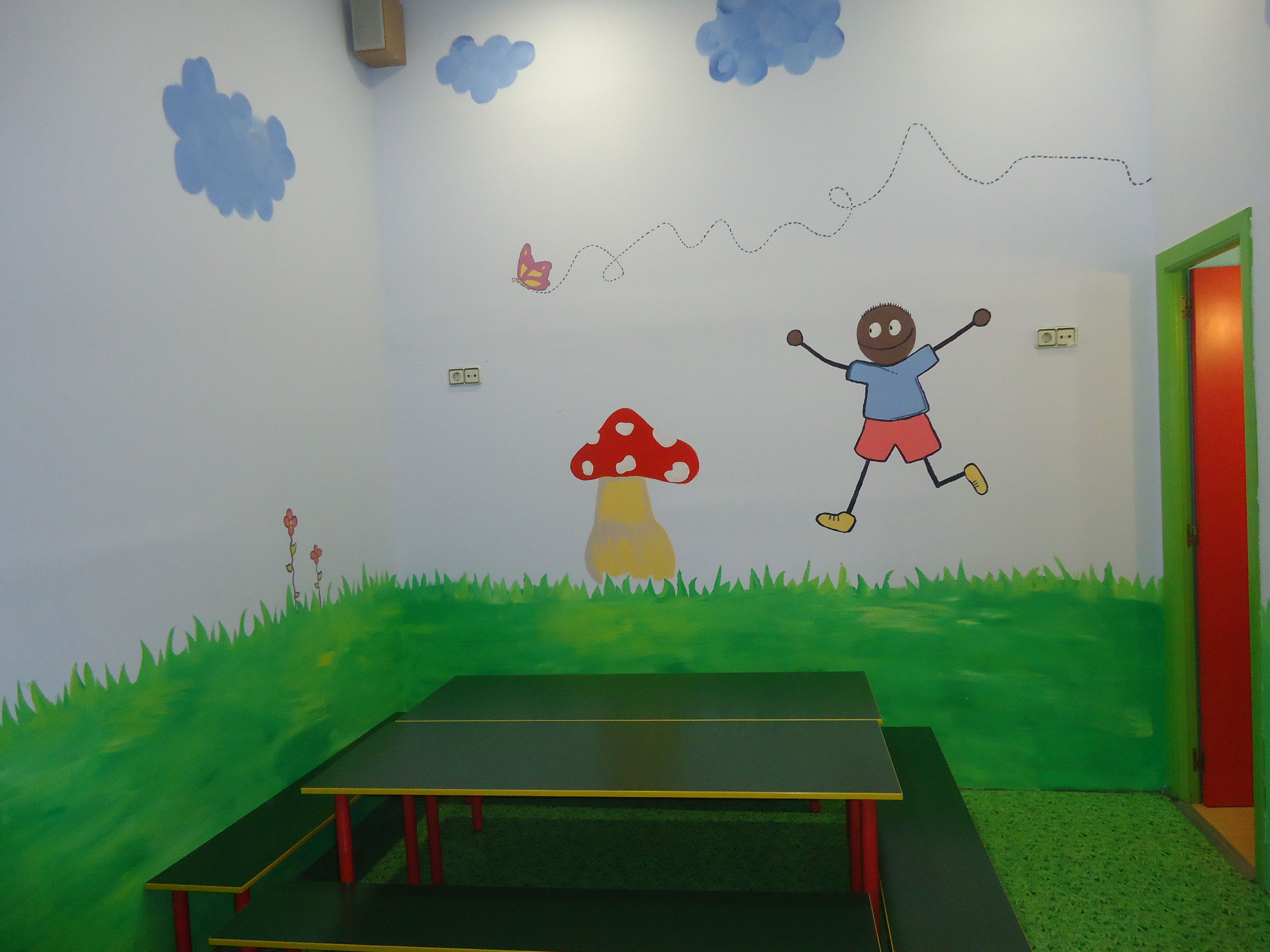 Foto 23 de Parques infantiles en Móstoles | Gnomos y Hobbits