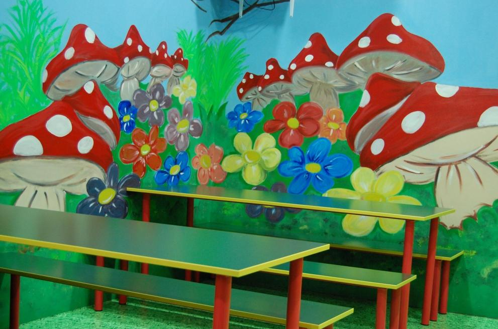 Foto 25 de Parques infantiles en Móstoles | Gnomos y Hobbits