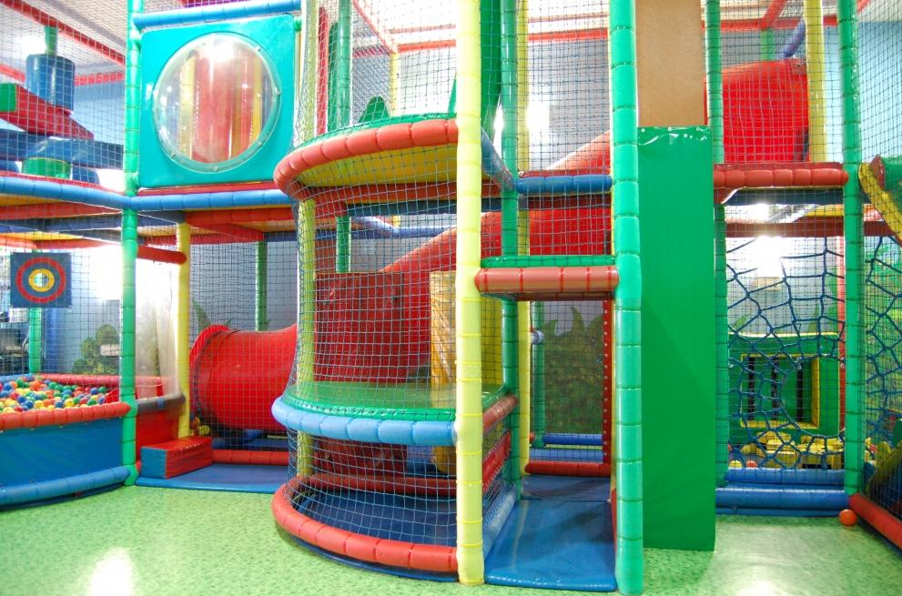 Foto 27 de Parques infantiles en Móstoles | Gnomos y Hobbits