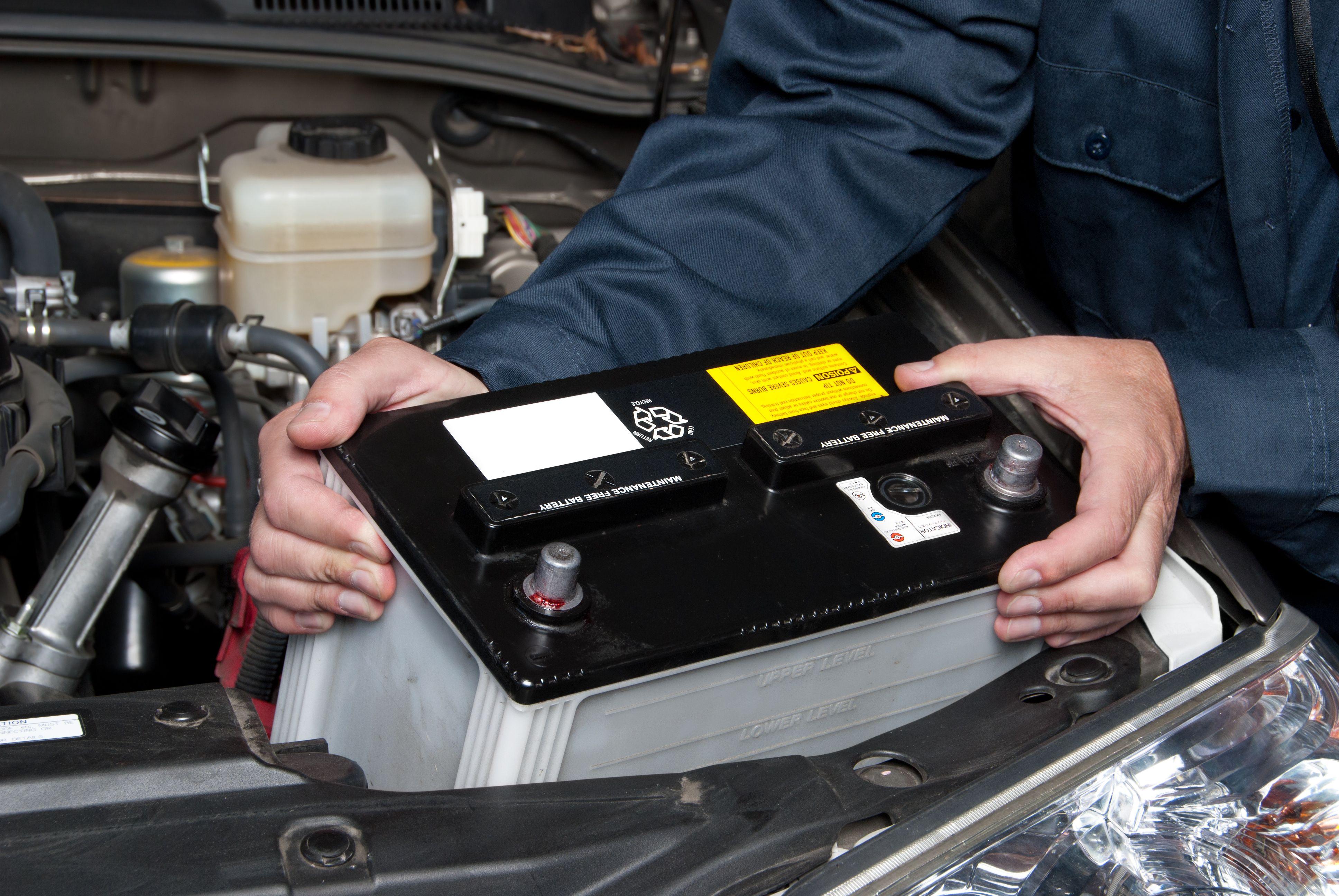 Baterías de calidad para automóviles
