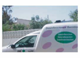 Foto 6 de Desinfección, desinsectación y desratización en Benidorm | Desinfecciones Benidorm parte del Grupo Anticimex