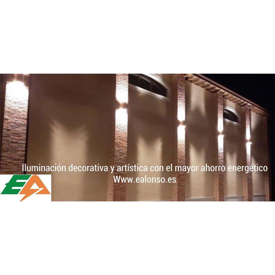 Iluminación decorativa y artística en Íscar
