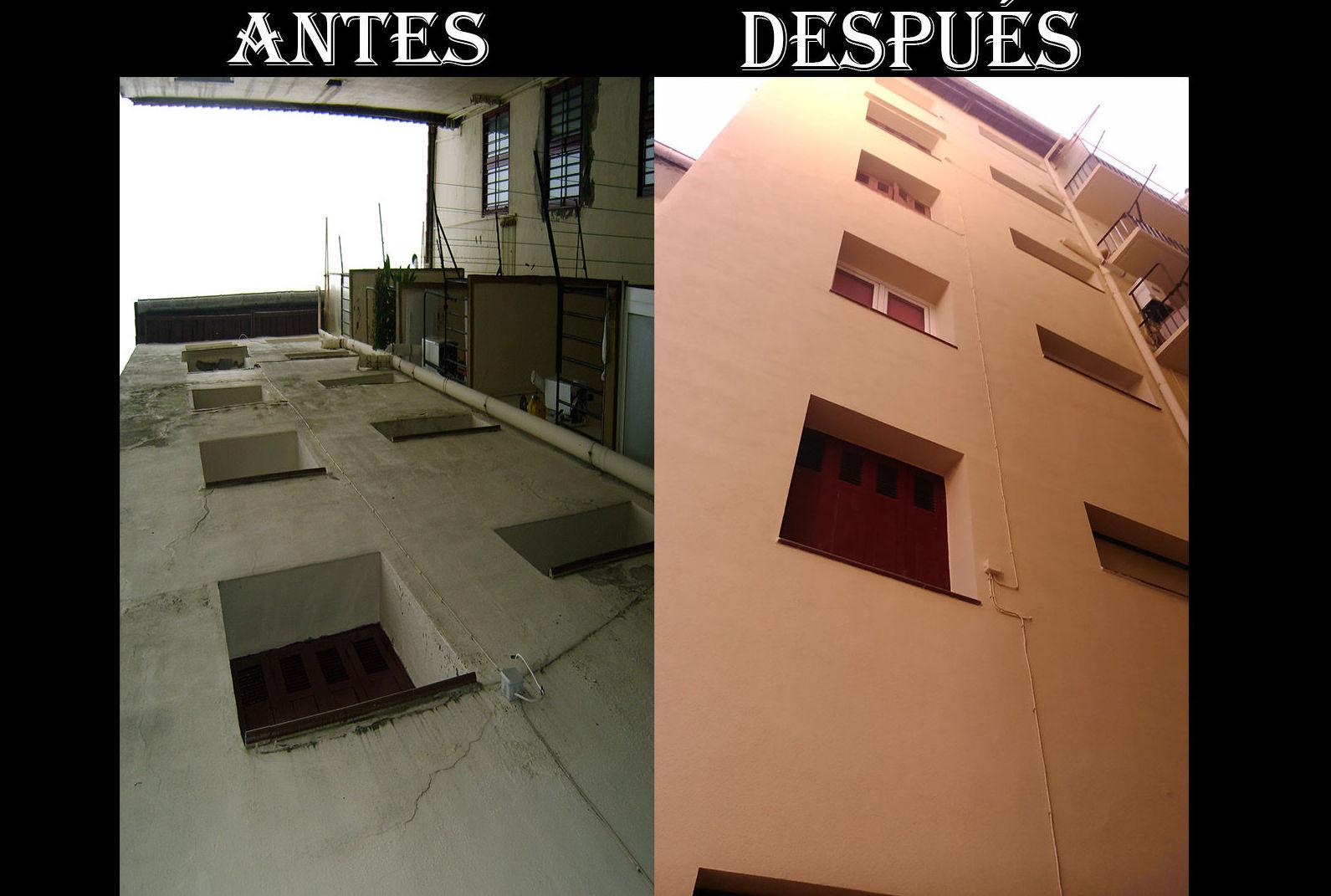 Foto 8 de Albañilería y Reformas en Irún | Faima Txingudi, S.L.