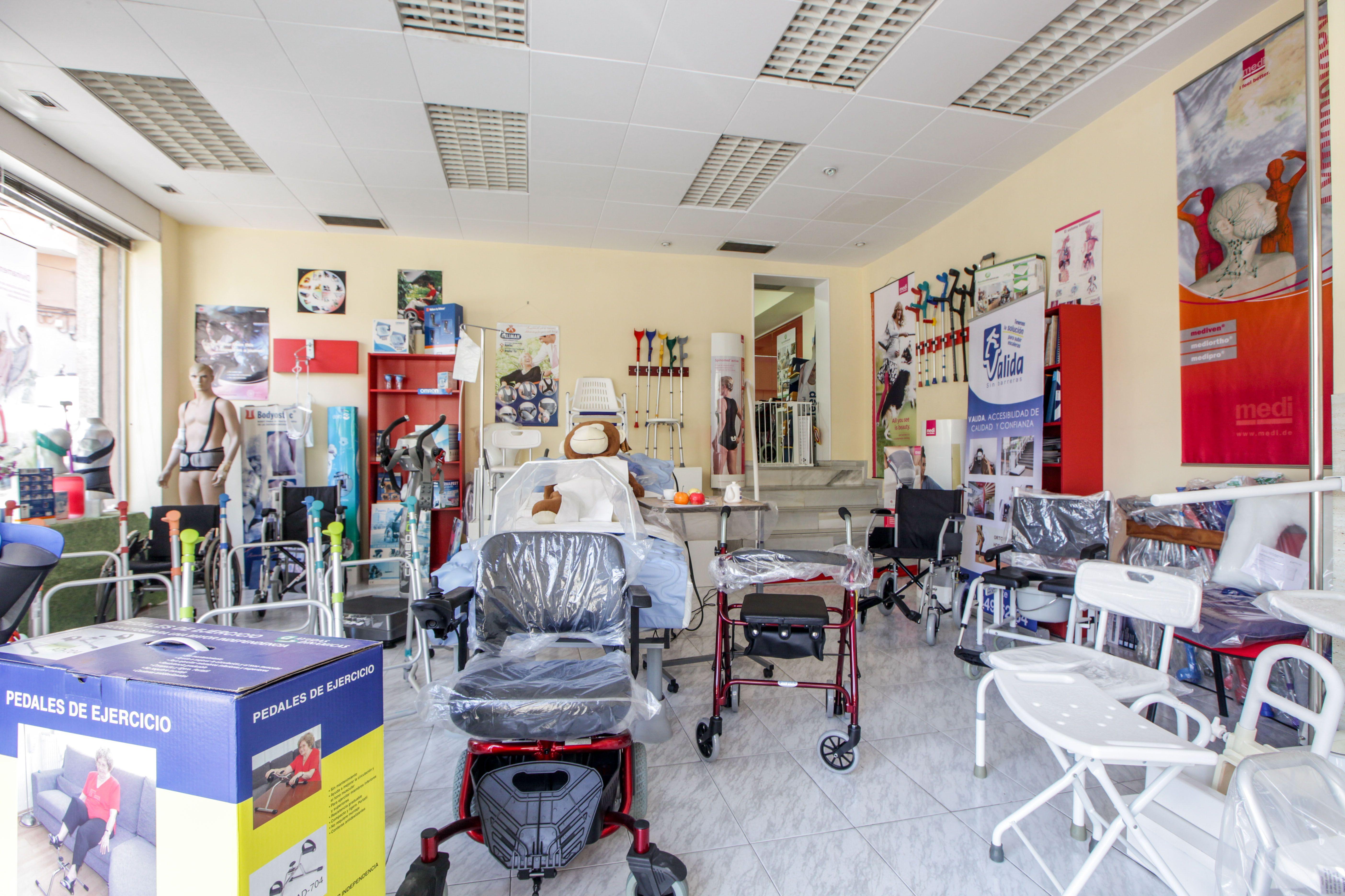 Foto 3 de Ortopedia en L'Hospitalet de Llobregat   Ortopedia Hospitalet