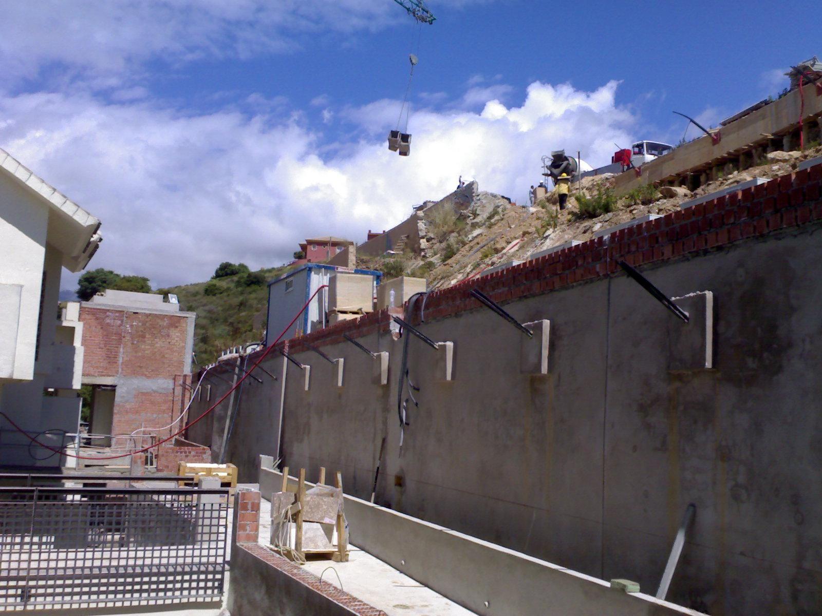 Bombeos de hormigón para obras especiales en Sevilla